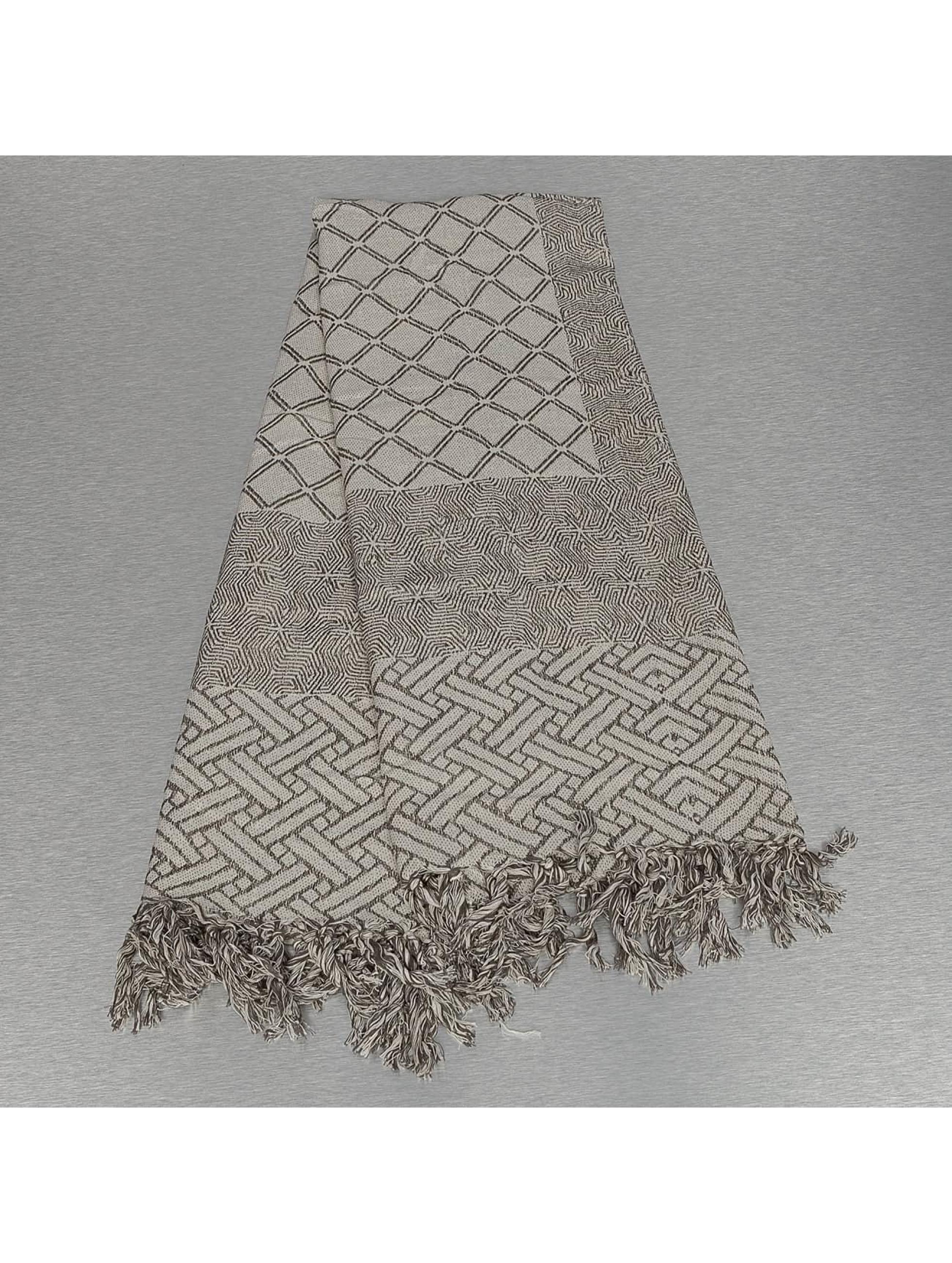 Pieces Echarpe pcPimus Square gris