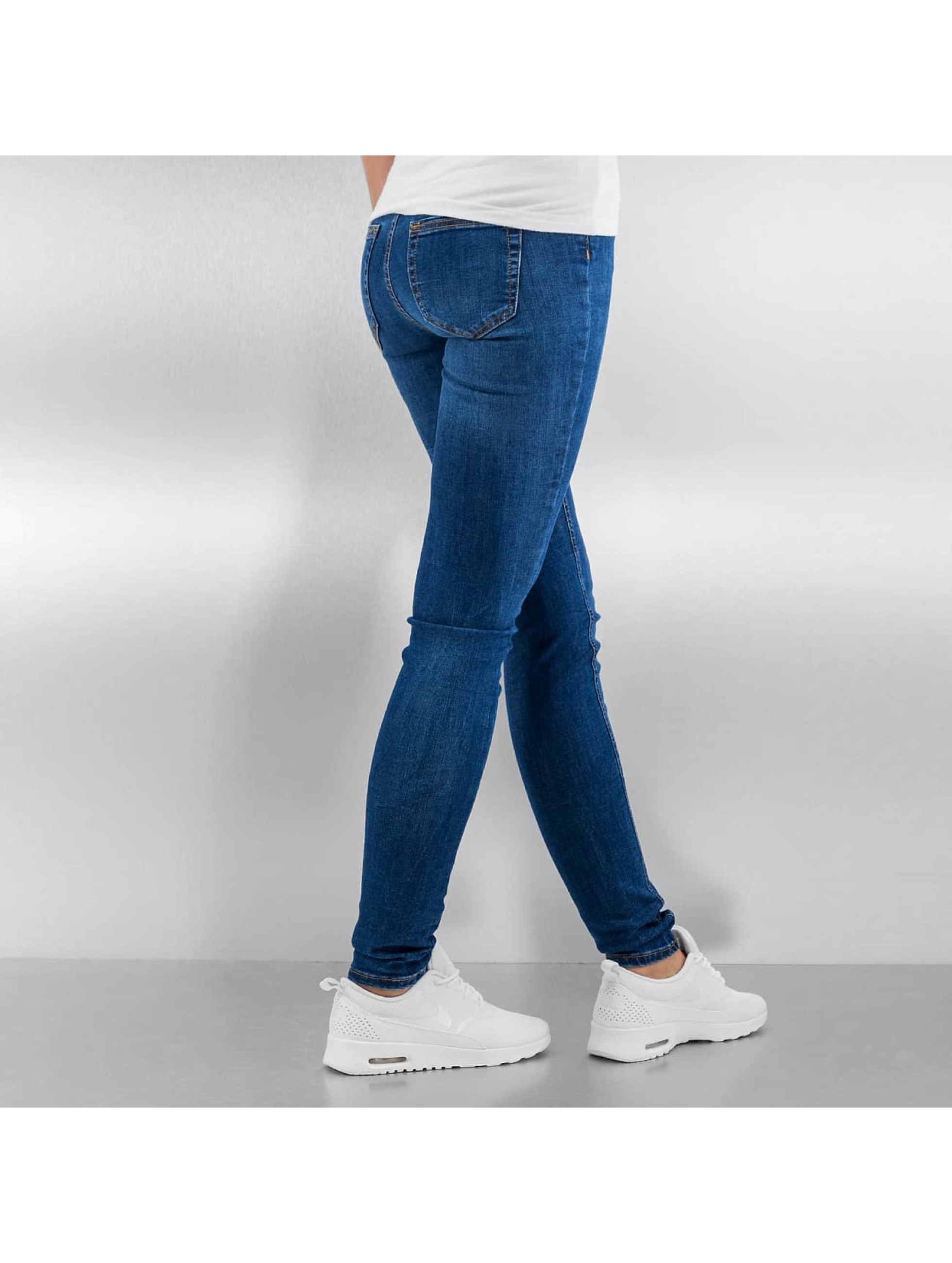 Pieces Jeans slim fit pcJust New Delly blu