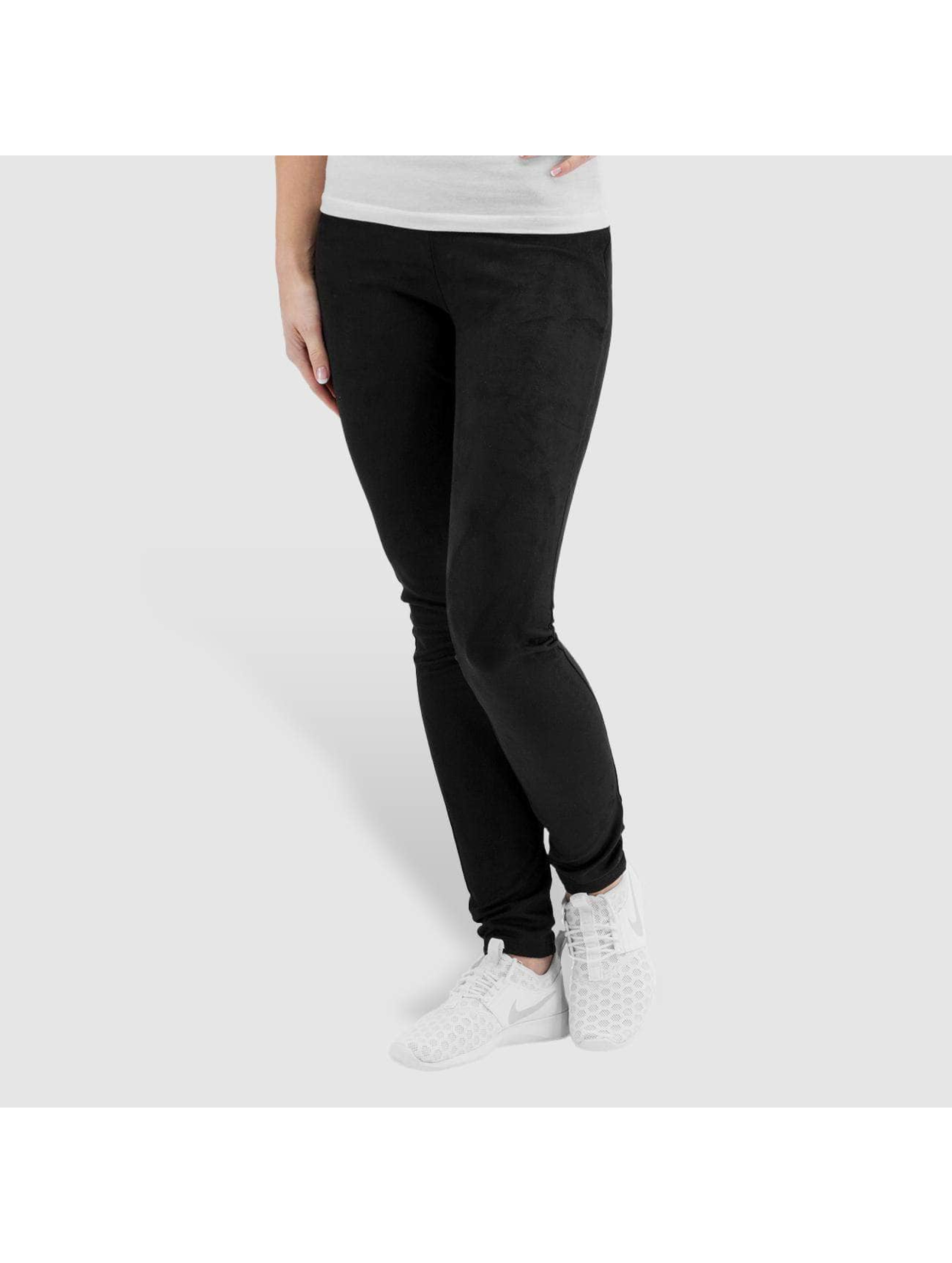 Pieces Legging pcKaia schwarz