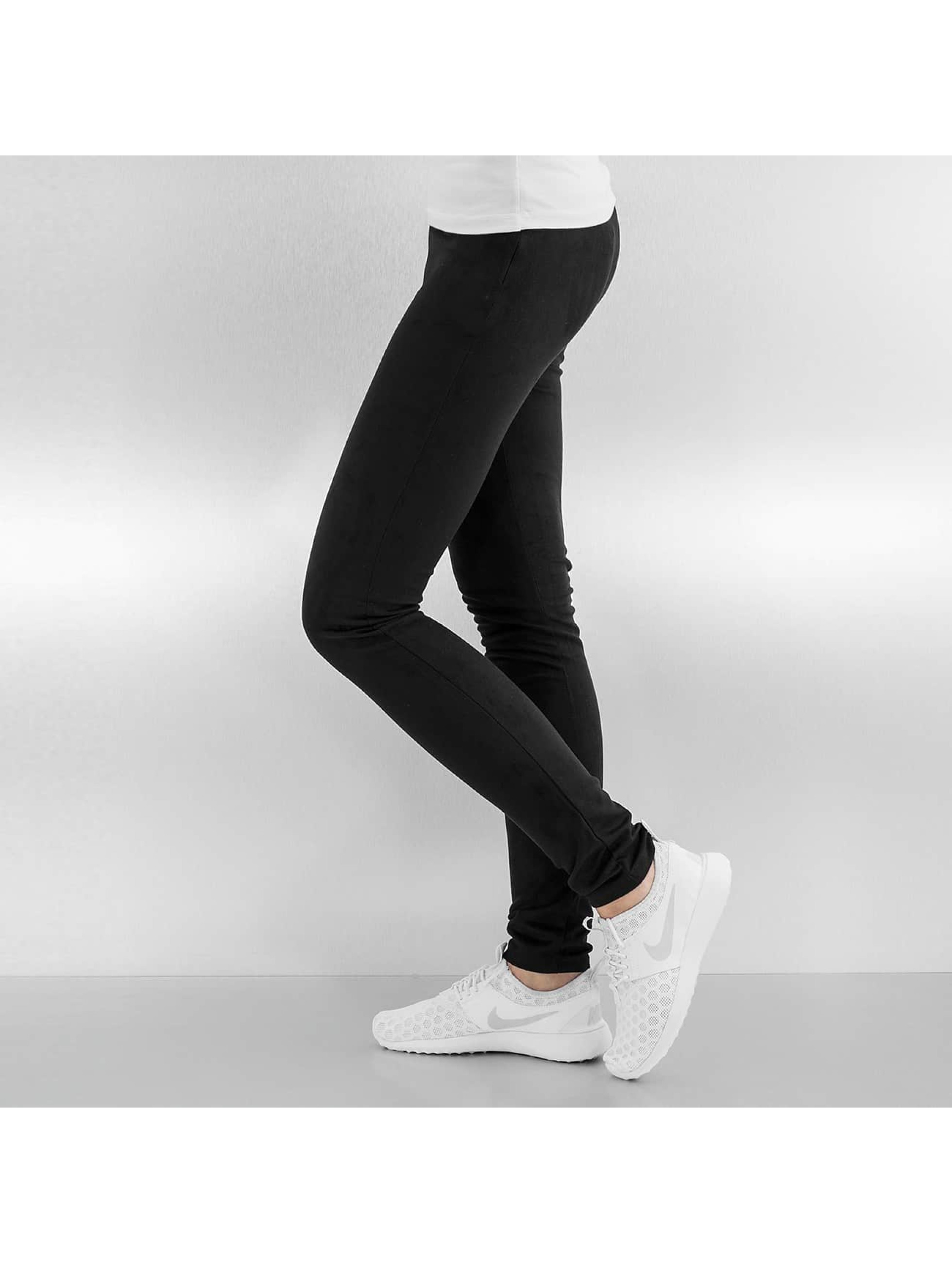 Pieces Legging pcKaia zwart