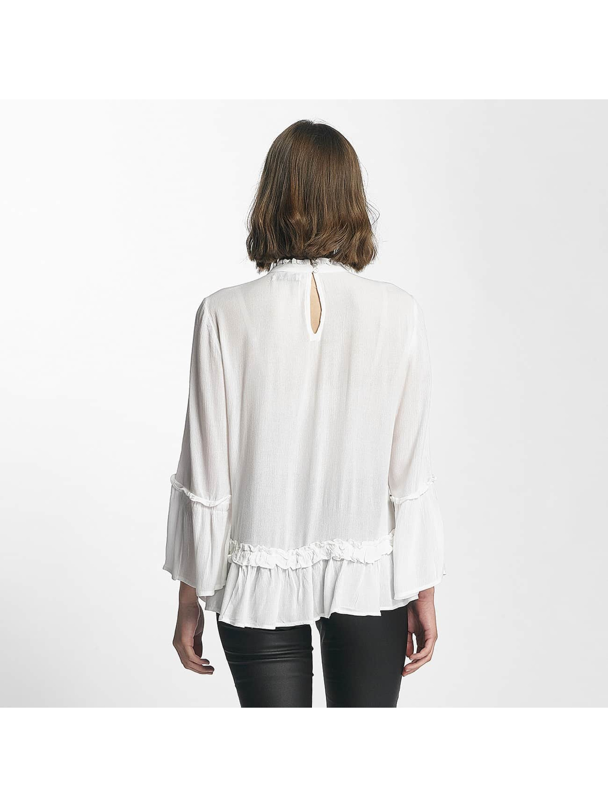 Pieces Longsleeve pcHanne white