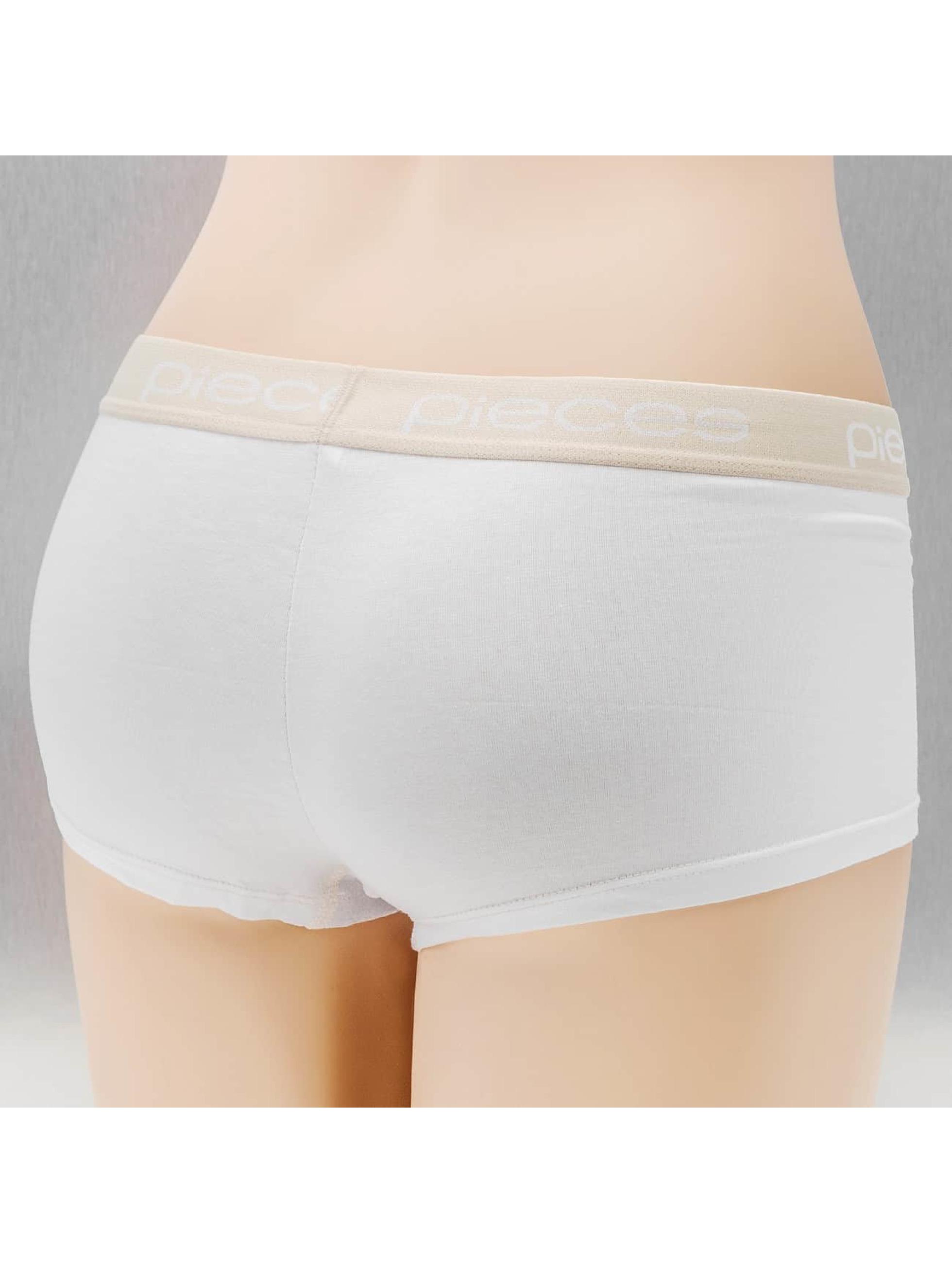Pieces ondergoed pcLogo wit