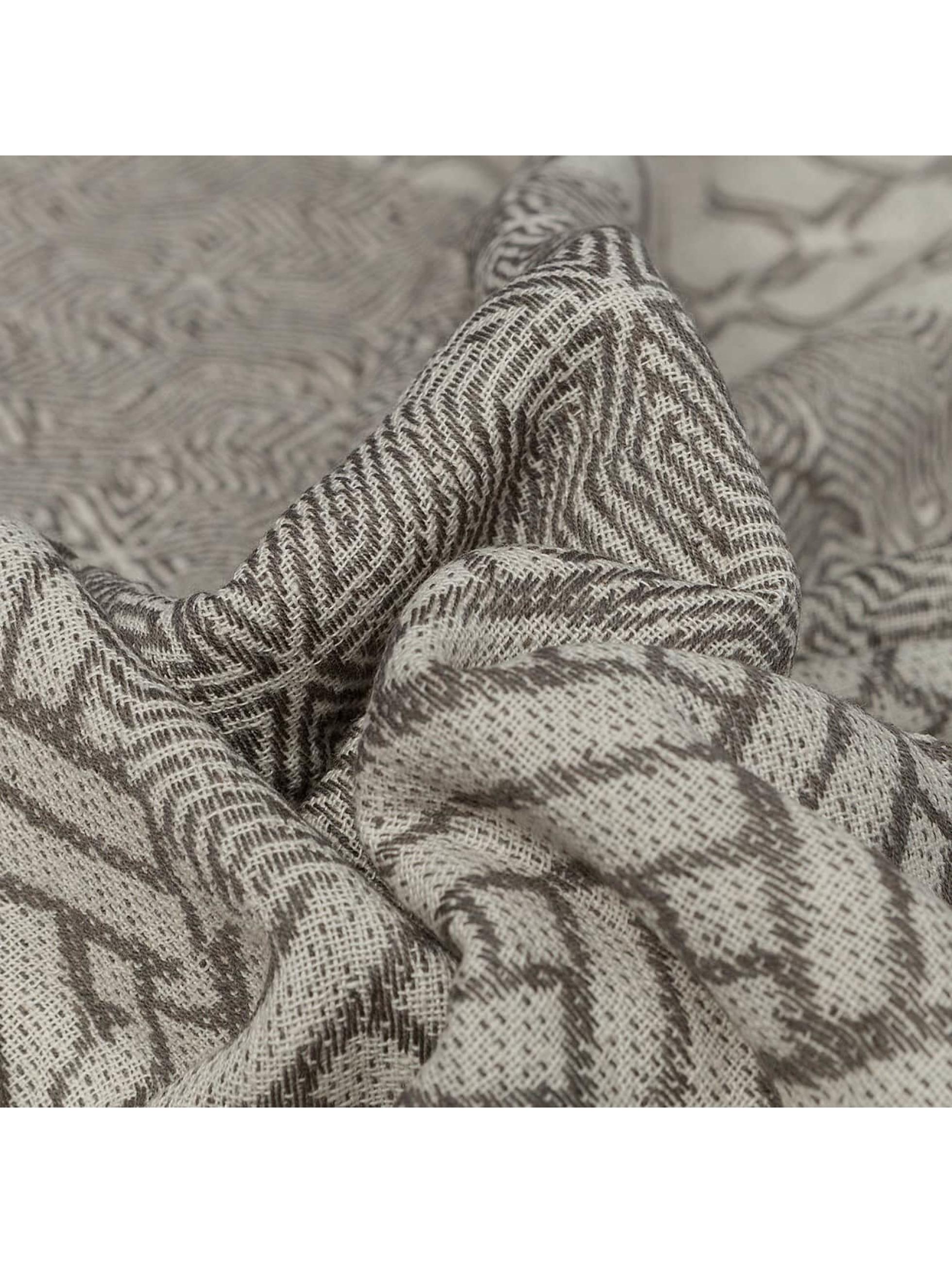 Pieces Scarve / Shawl pcPimus Square gray