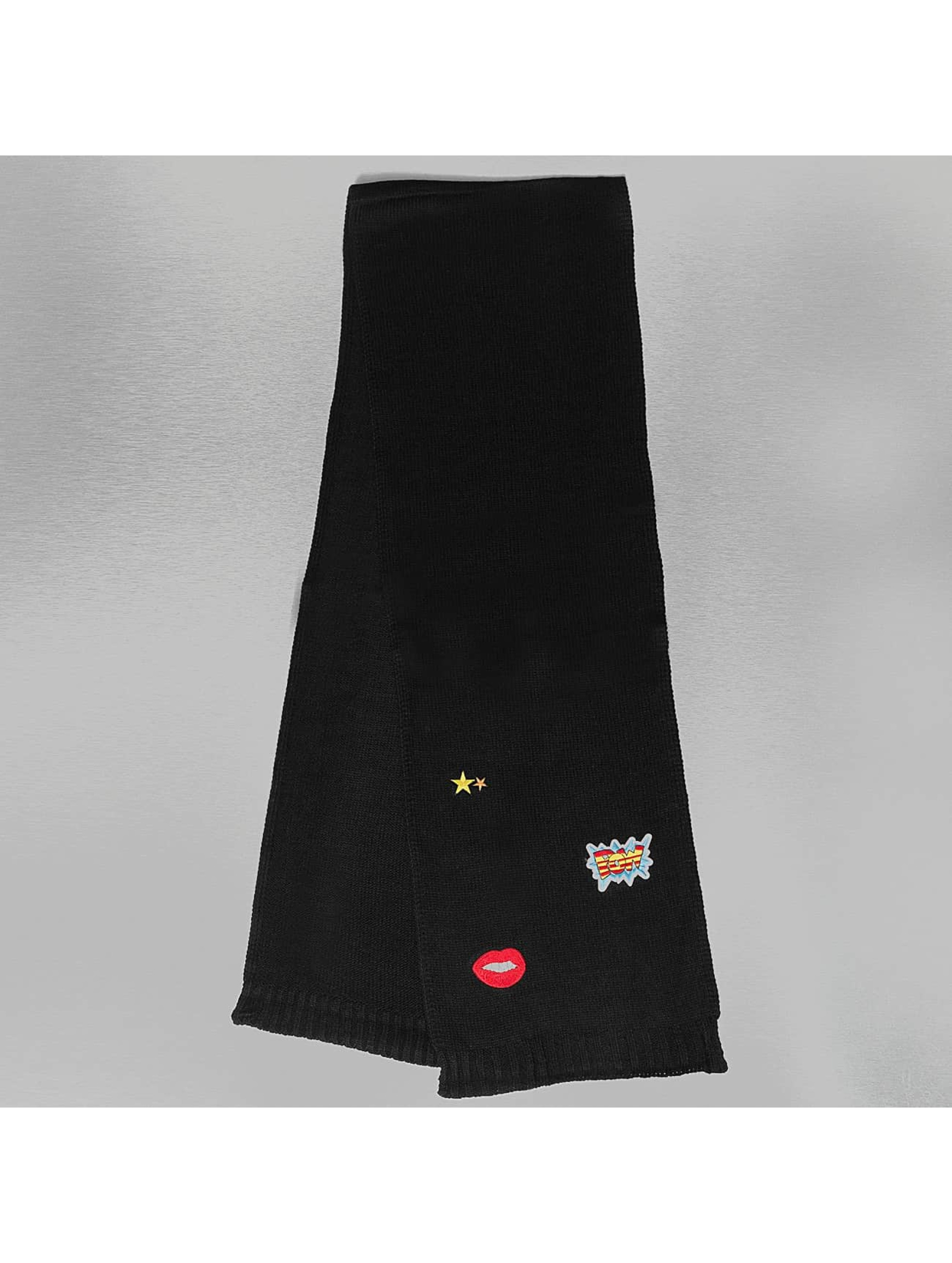 Pieces Scarve pcViga black