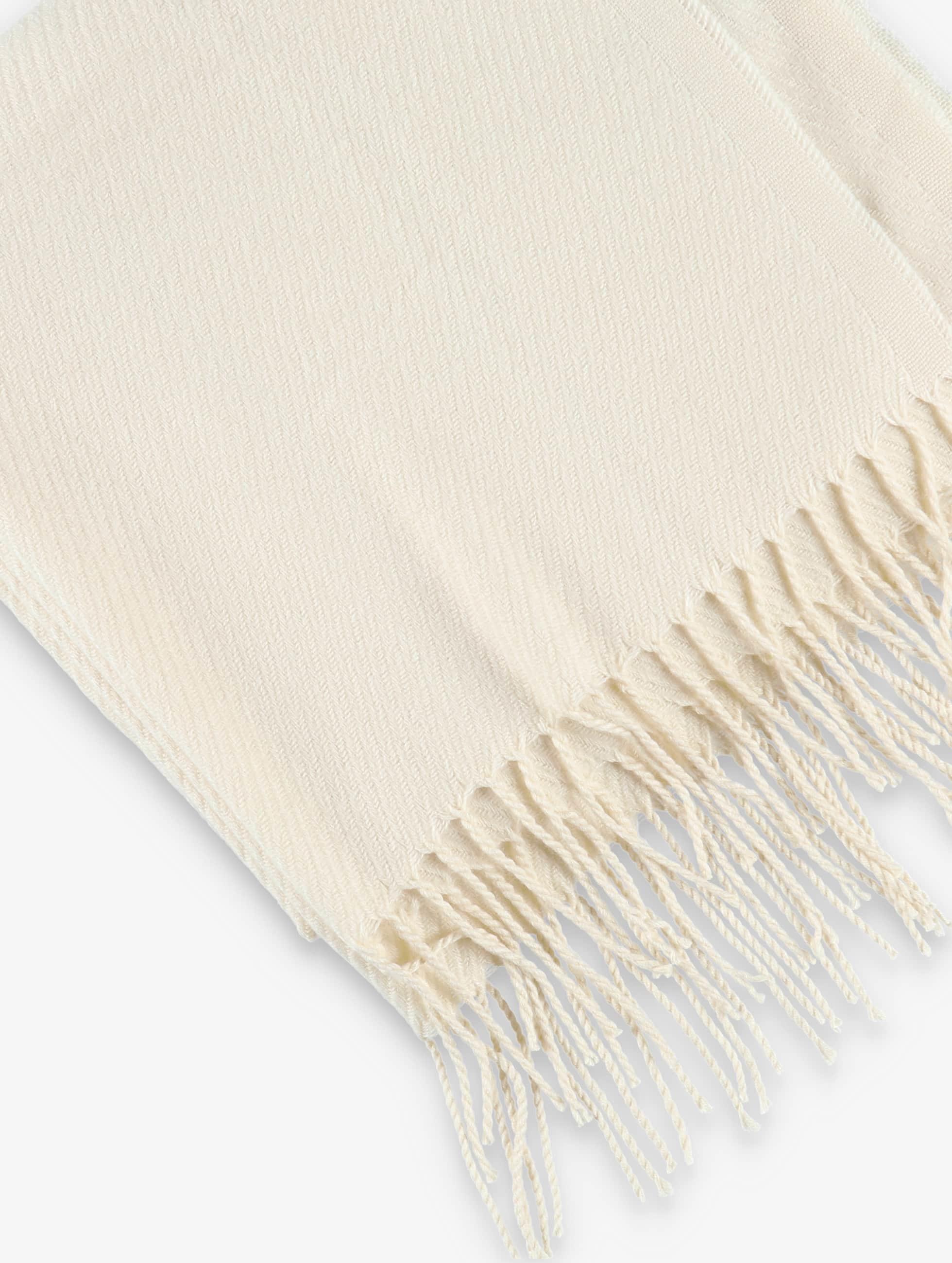 Pieces Schal Kial Long beige