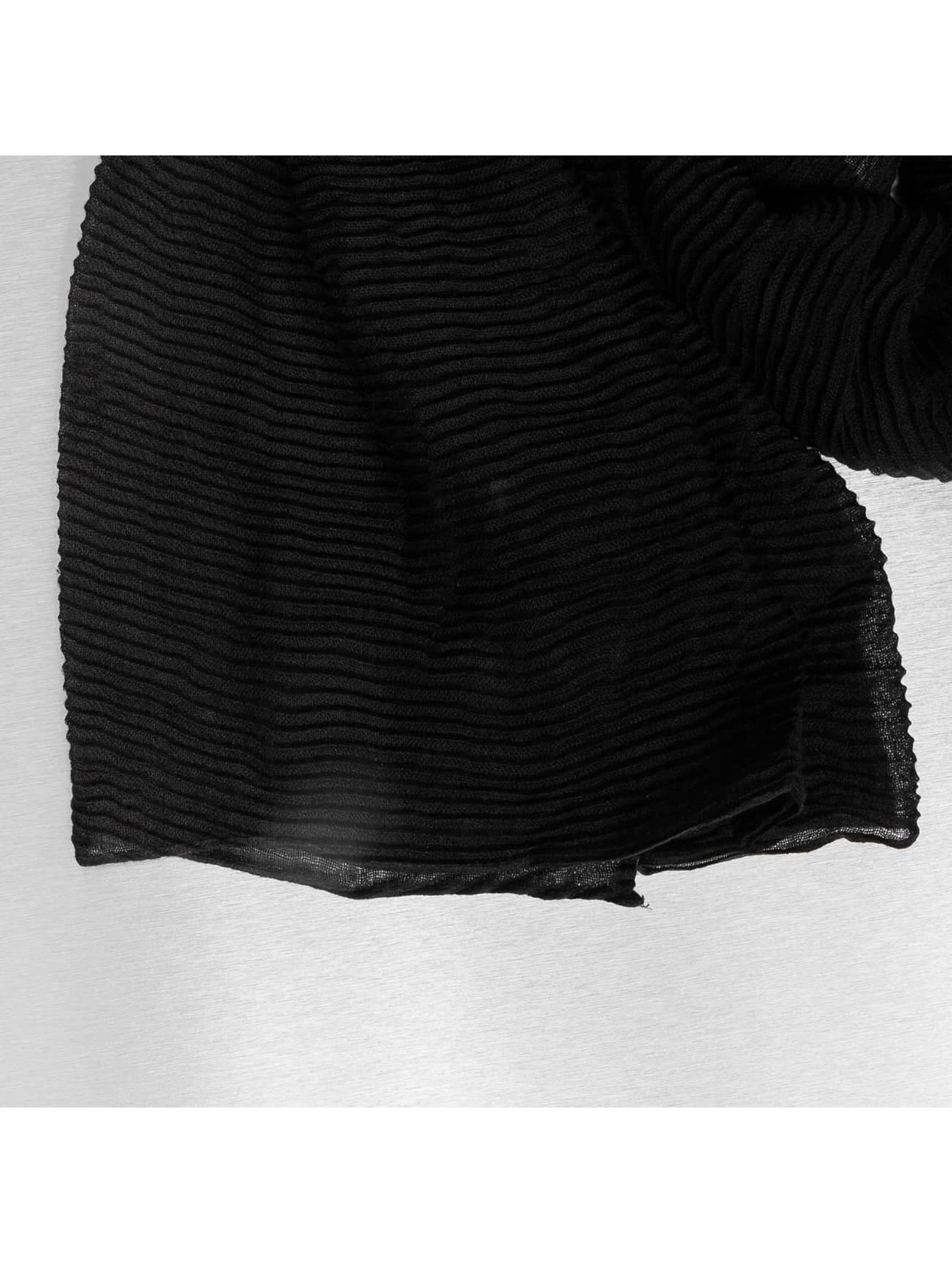 Pieces Sciarpa/Foulard pcGann Long nero