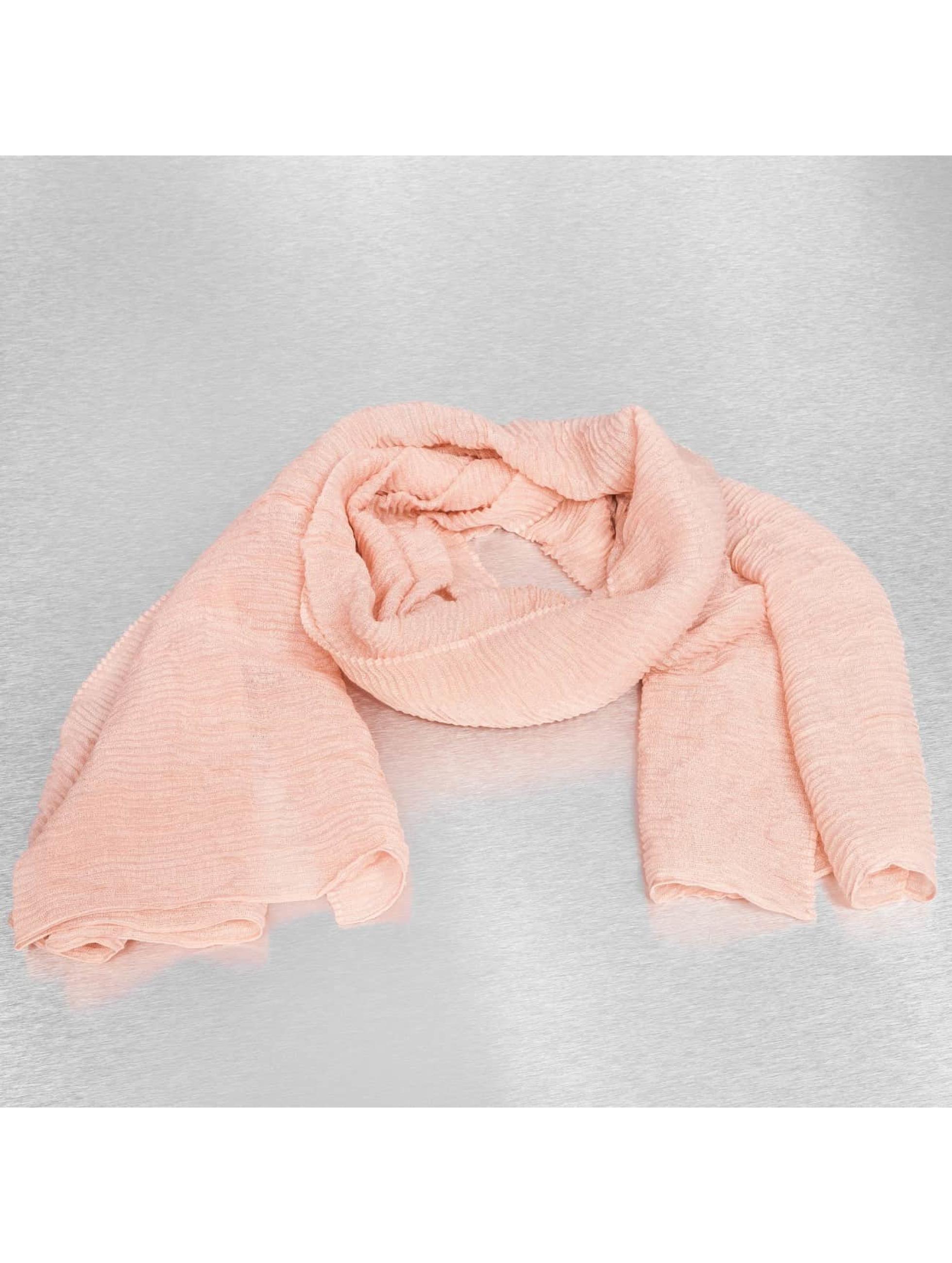 Pieces Sciarpa/Foulard pcGann Long rosa chiaro