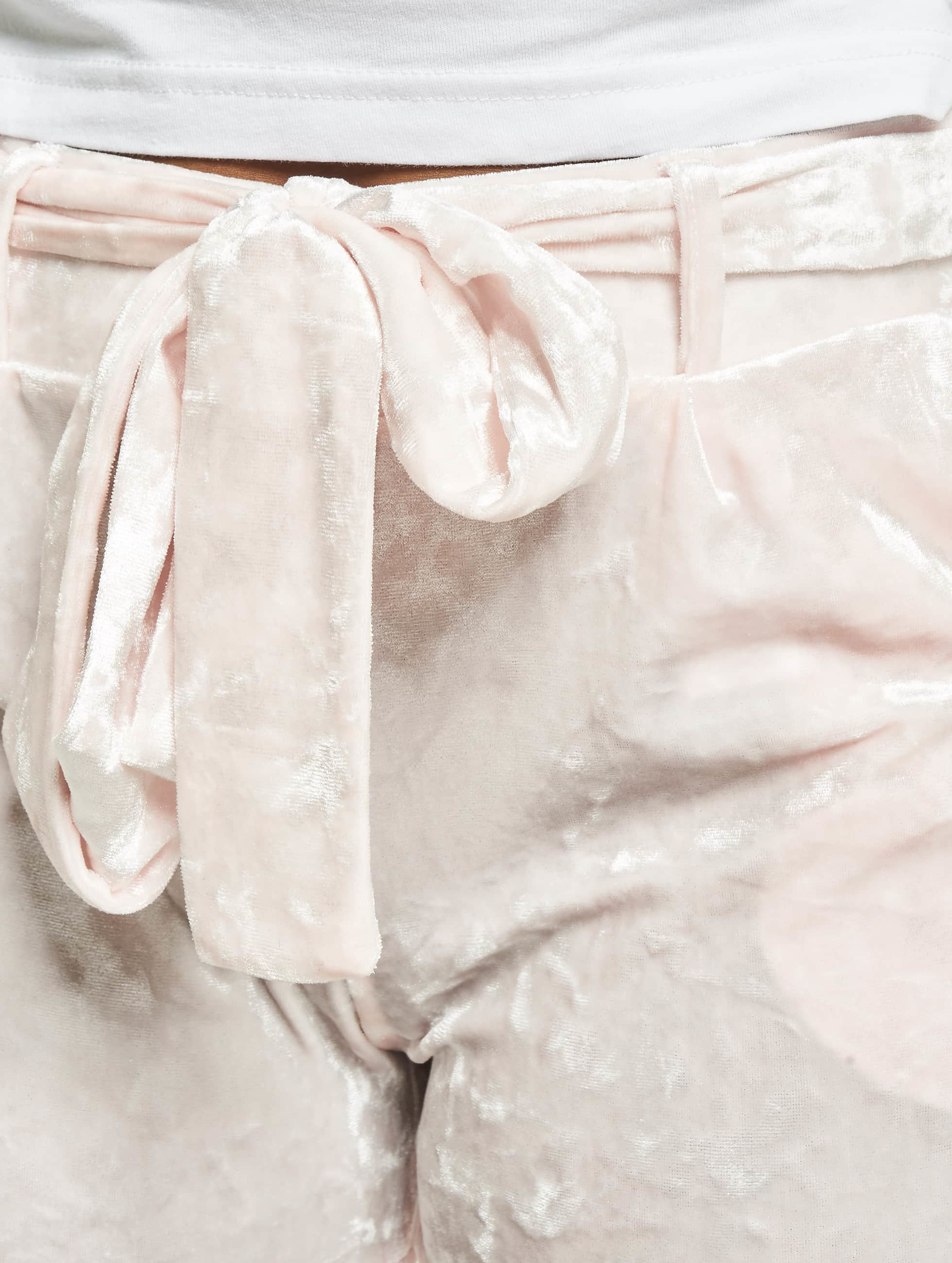 Pieces Shorts pcEdith rosa