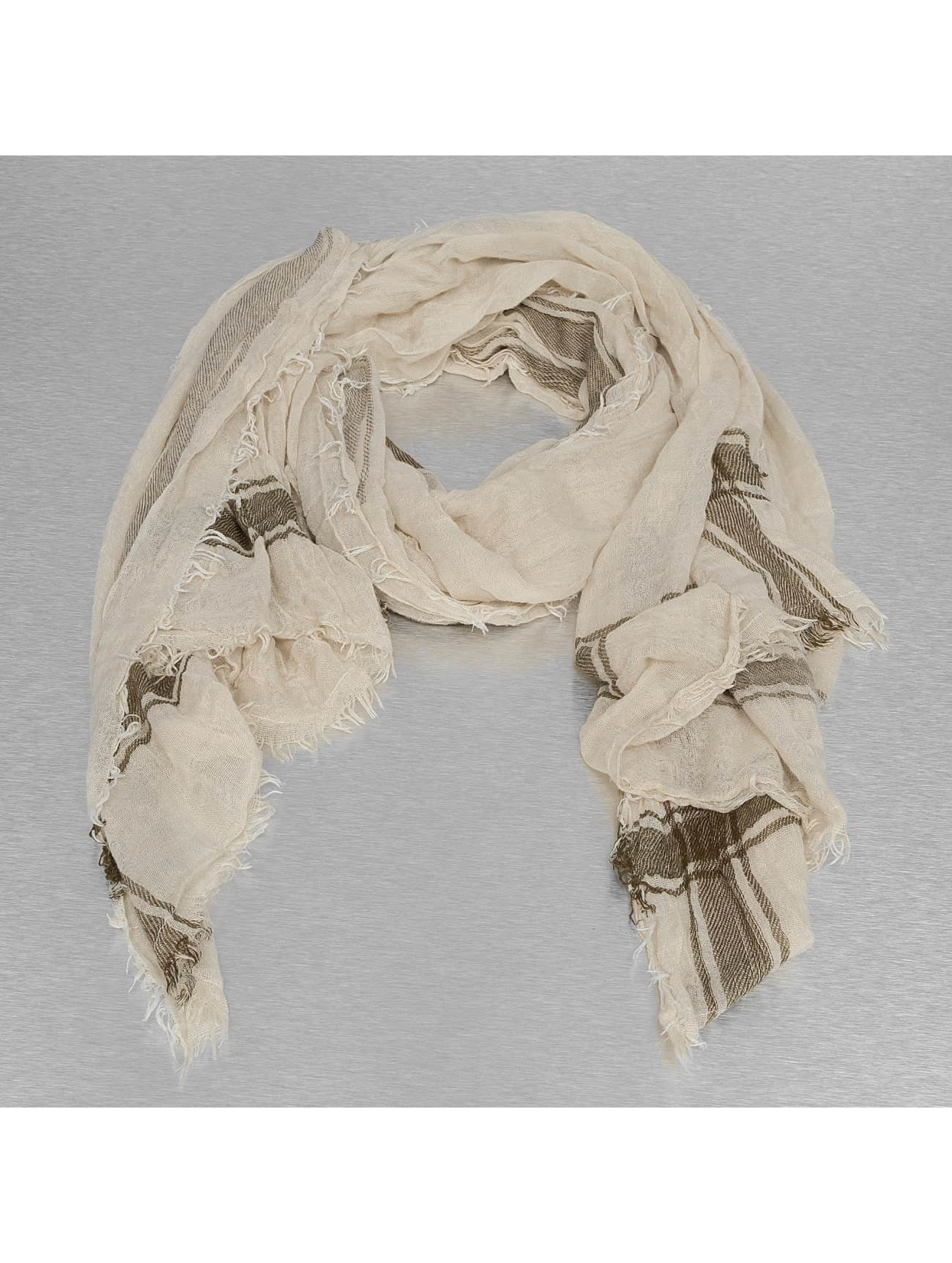 Pieces sjaal pcBerrit grijs
