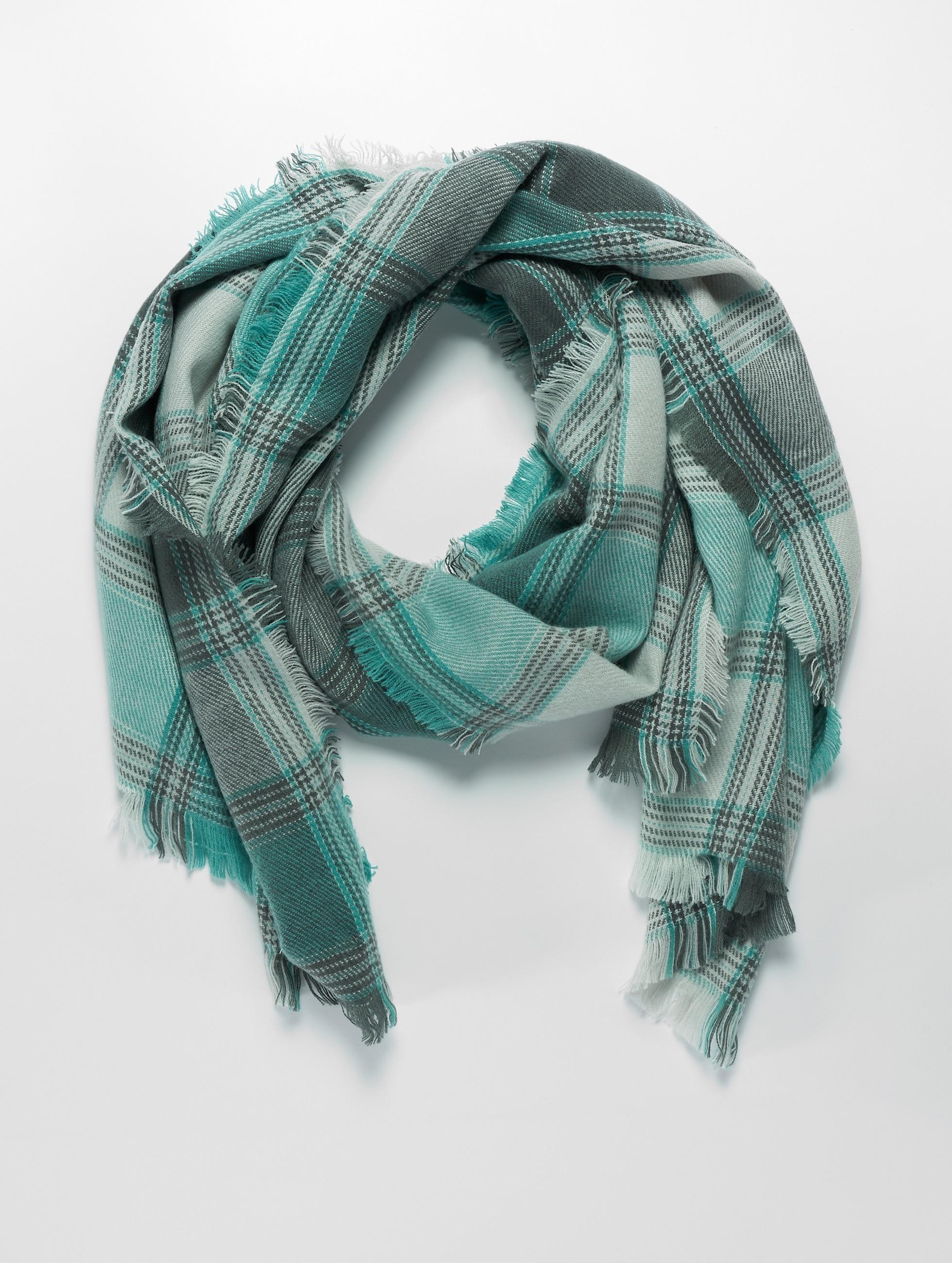 Pieces sjaal pcVindie groen