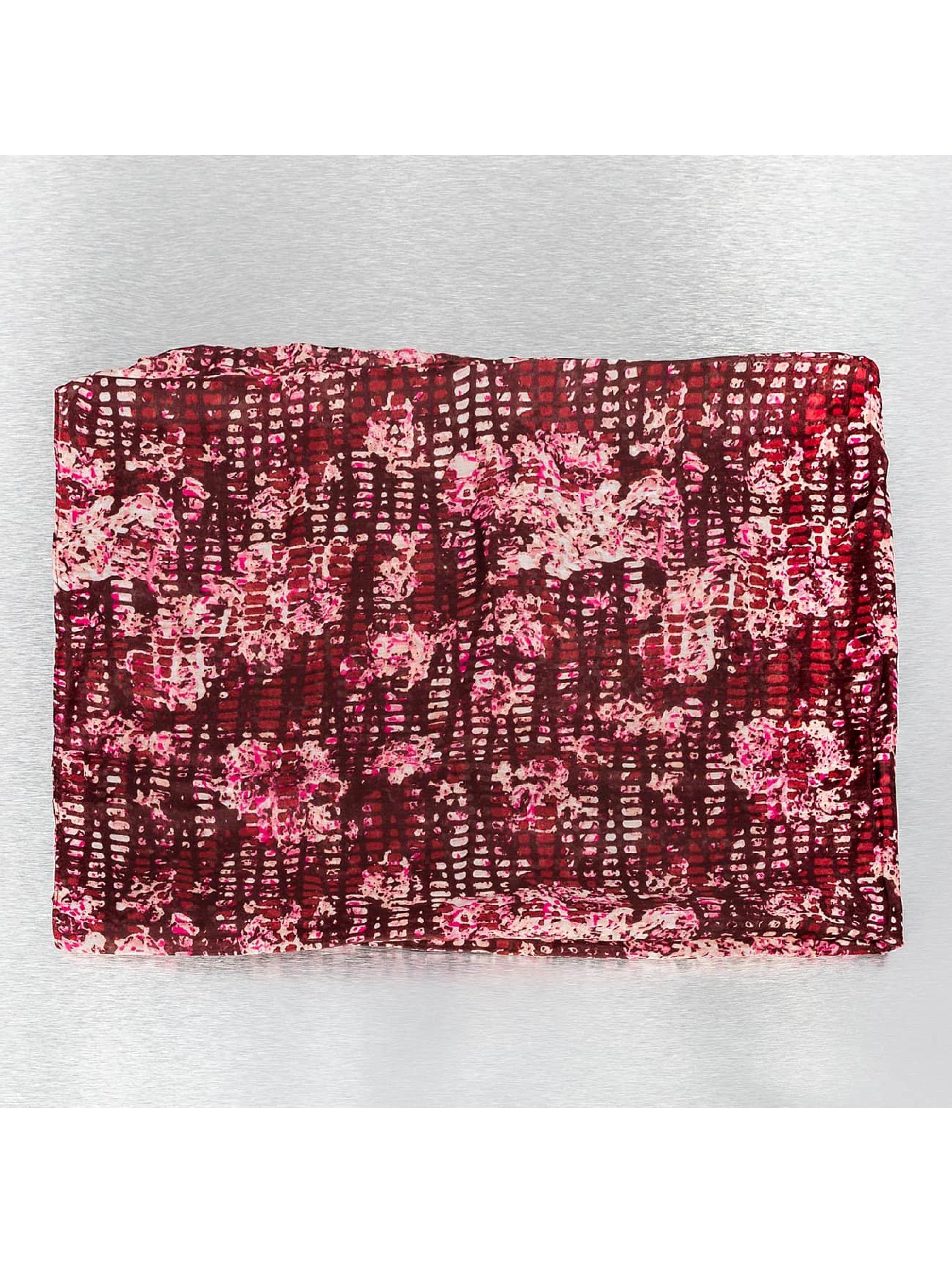 Pieces sjaal pcRacja rood