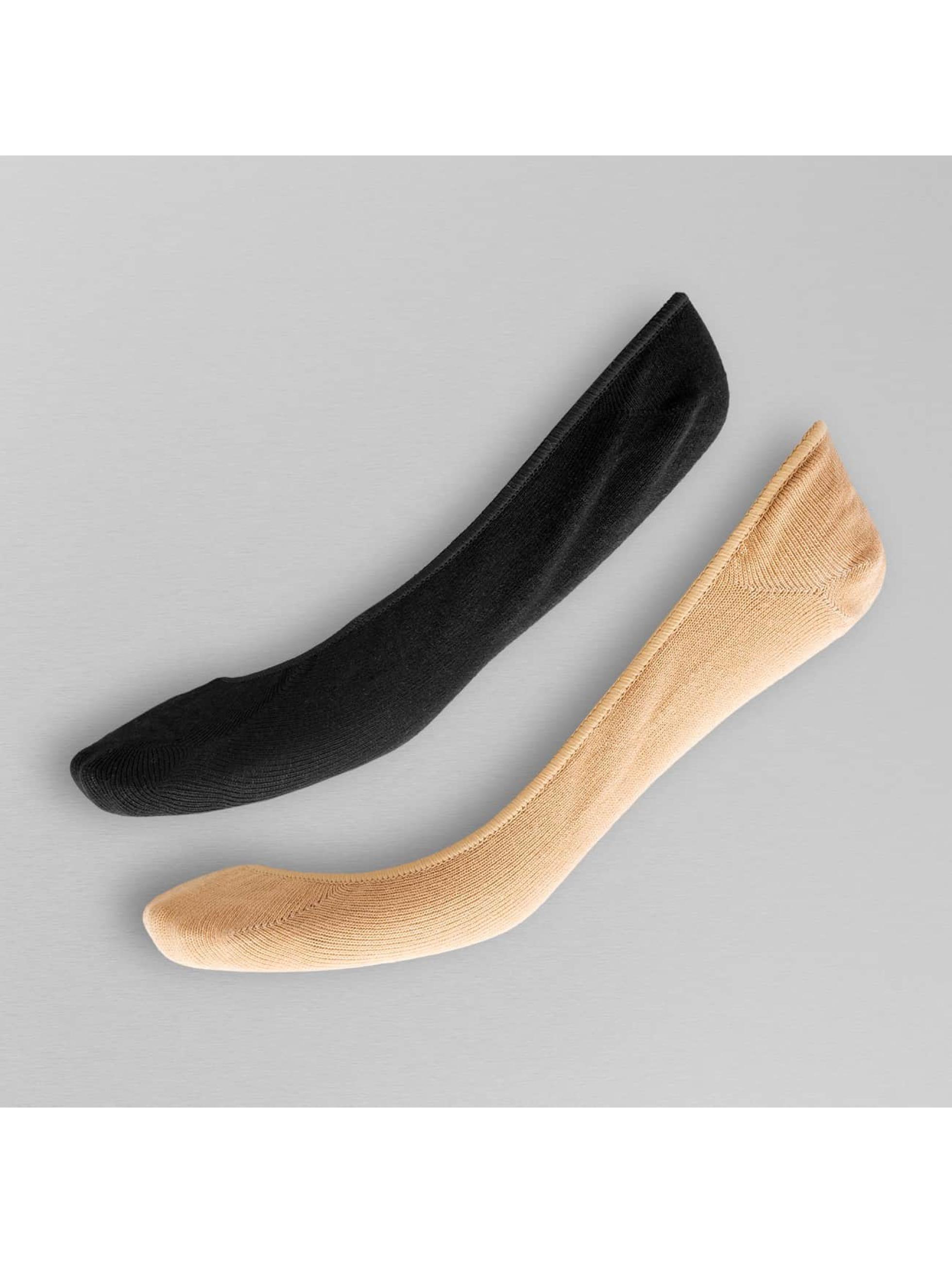 Pieces Socken Jeanette schwarz