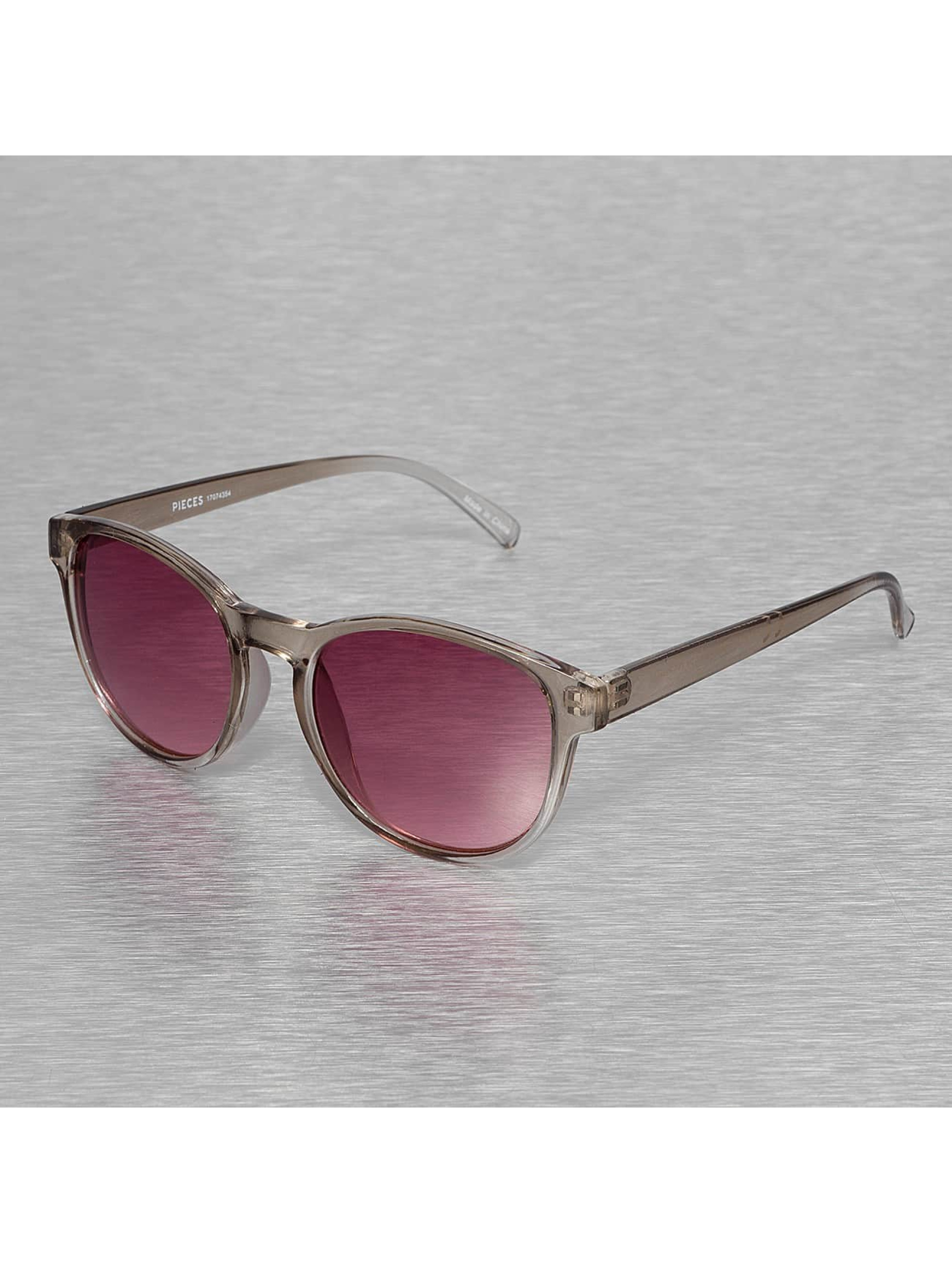 Sonnenbrille pcBia in rot