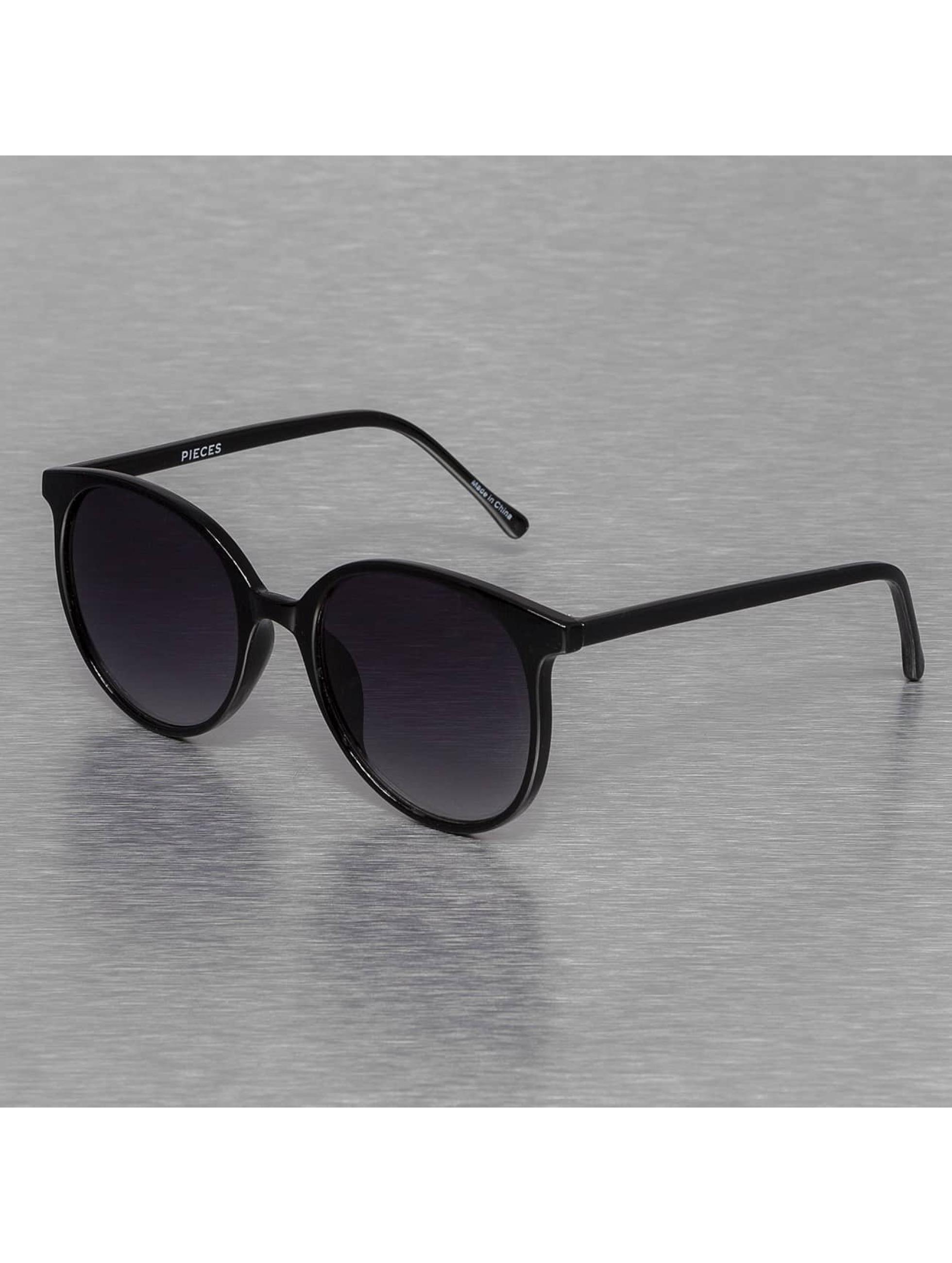 Sonnenbrille pcBiluna in schwarz