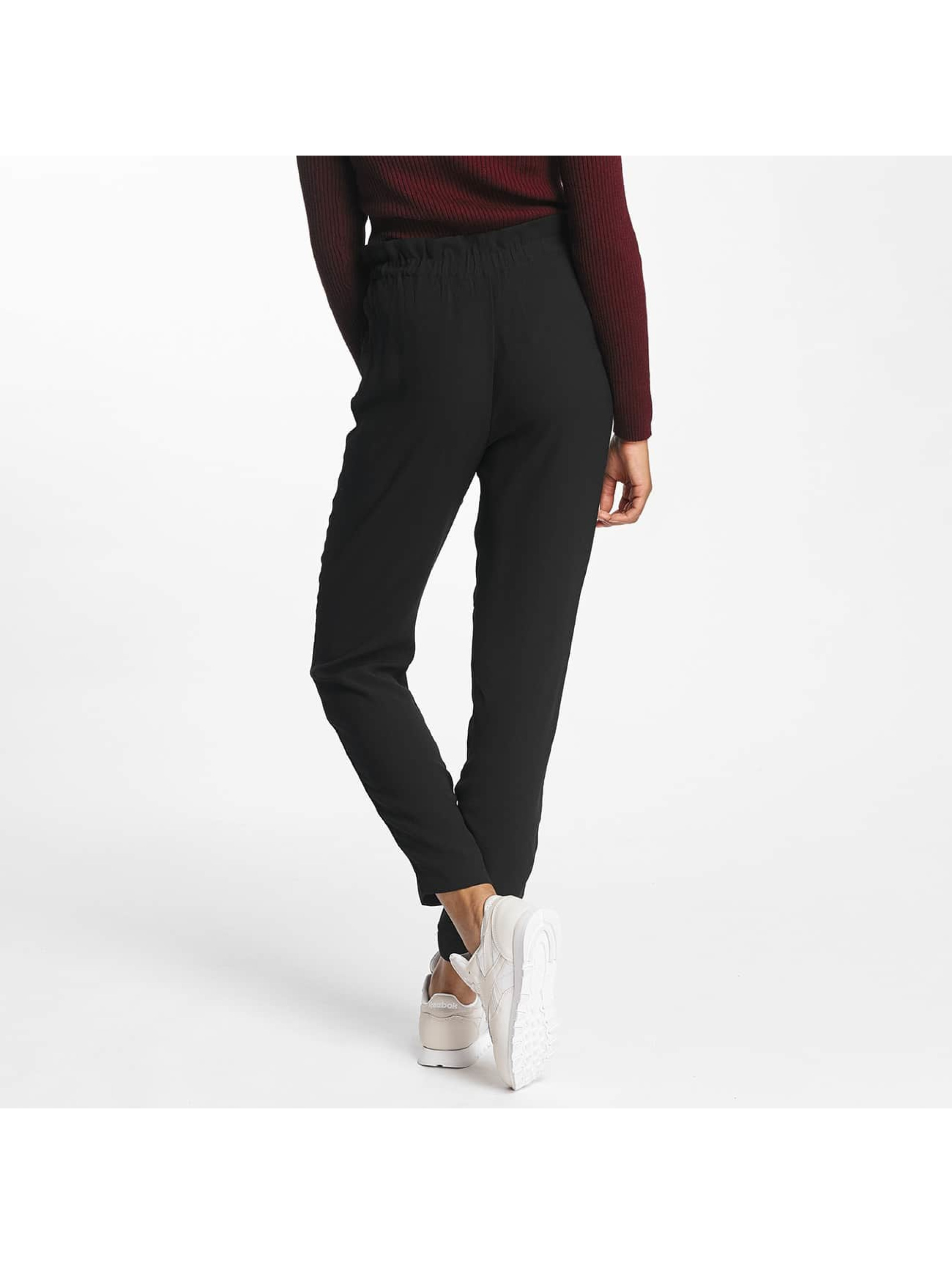 Pieces Spodnie wizytowe pcSavannah czarny