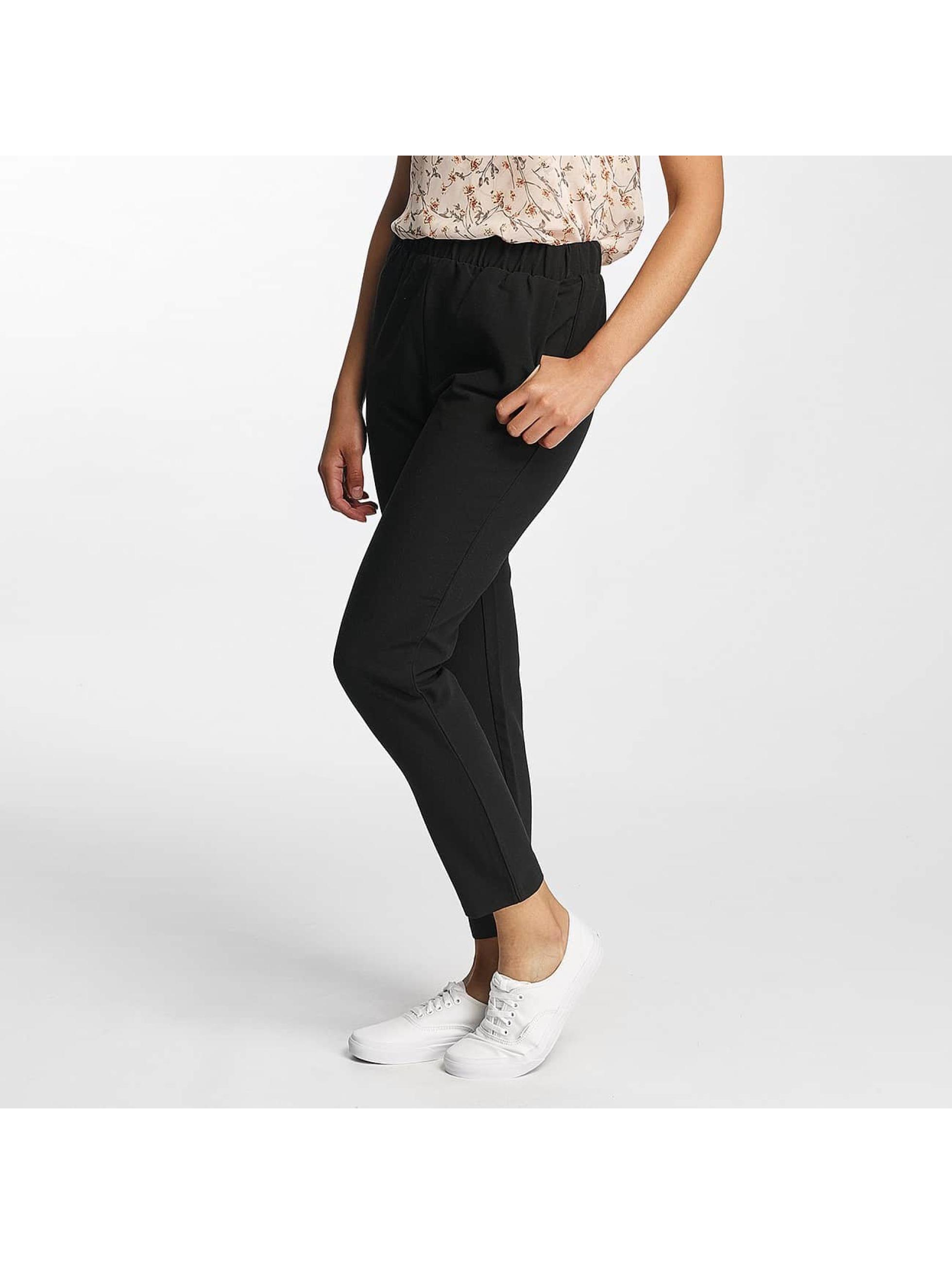 Pieces Spodnie wizytowe pcNadema czarny