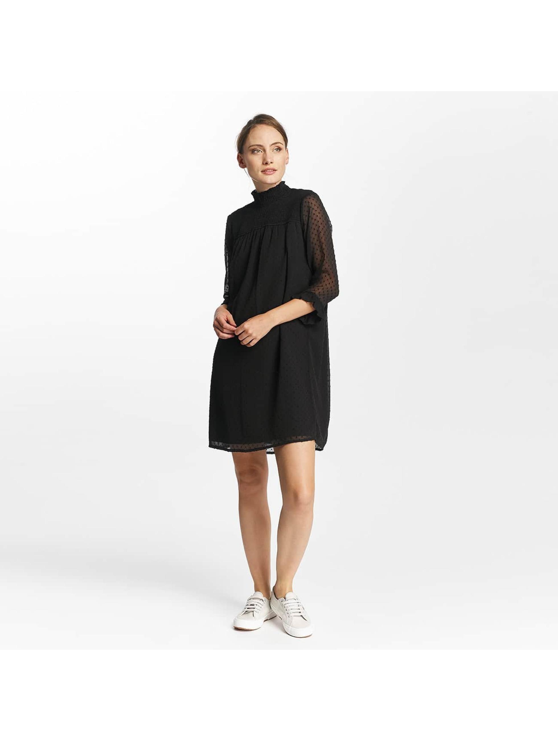 Pieces Sukienki pcAthaly czarny