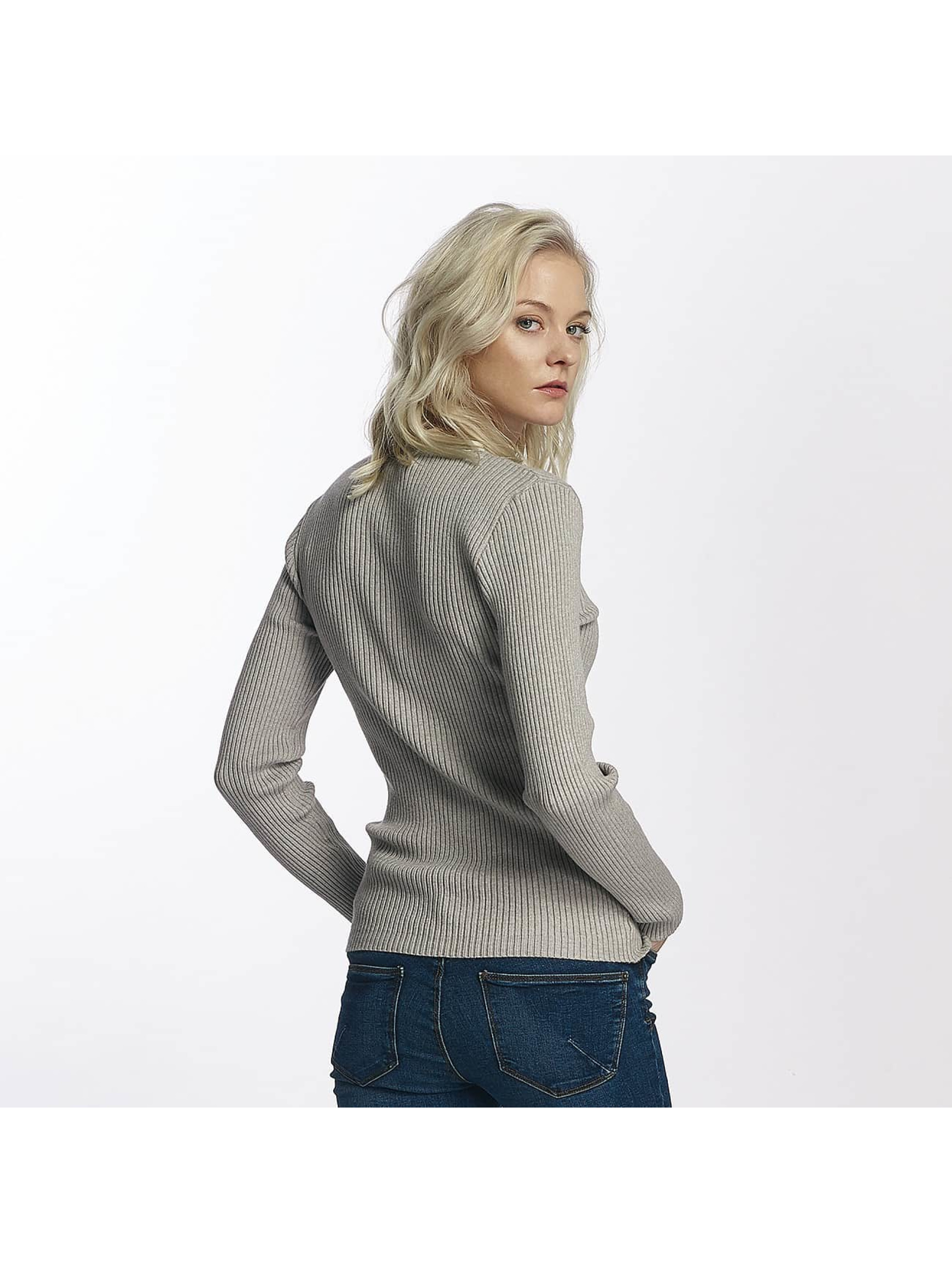 Pieces Sweat & Pull pcVesla gris