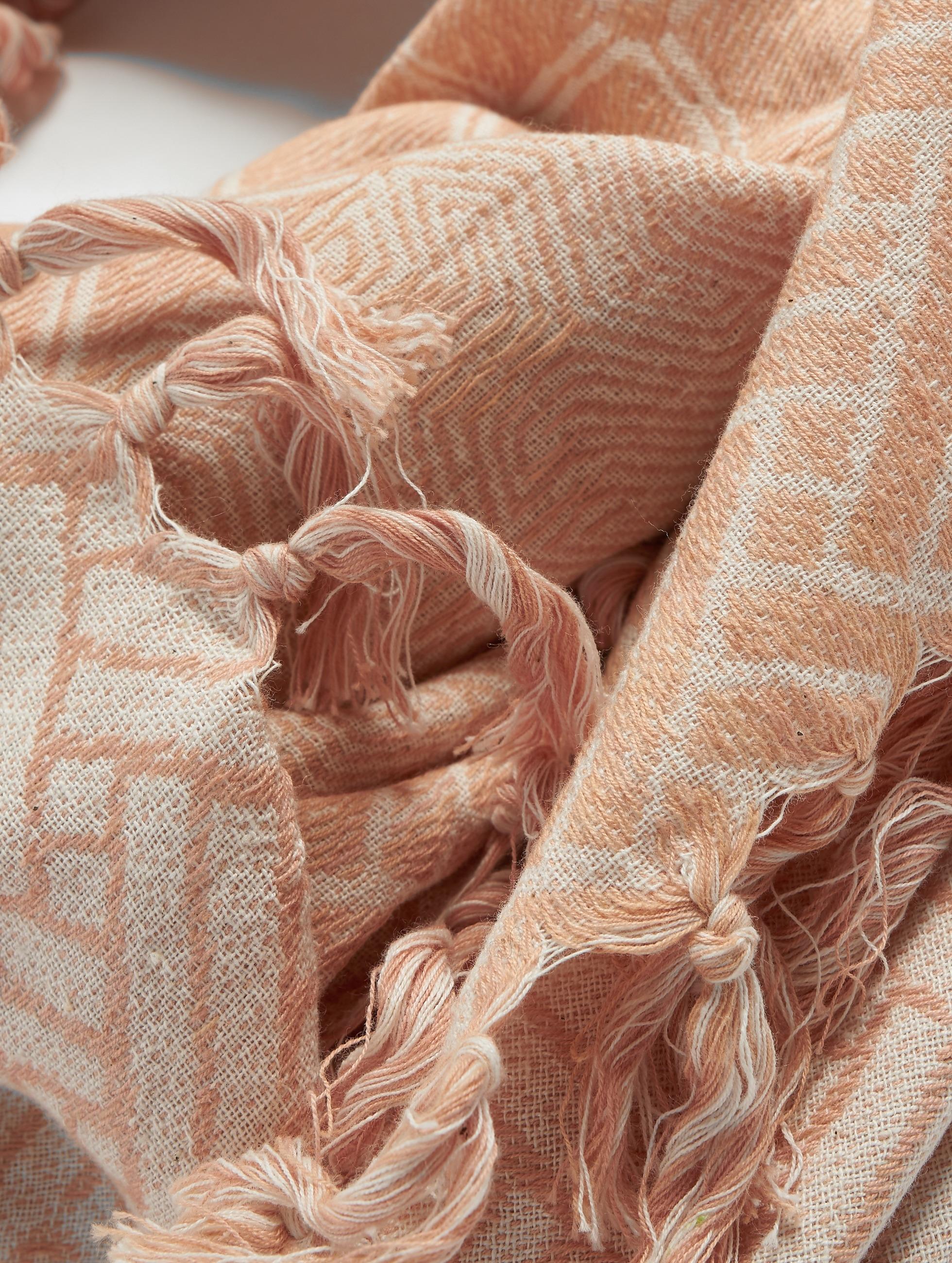 Pieces Szaliki / Chustki pcPimus Square rózowy