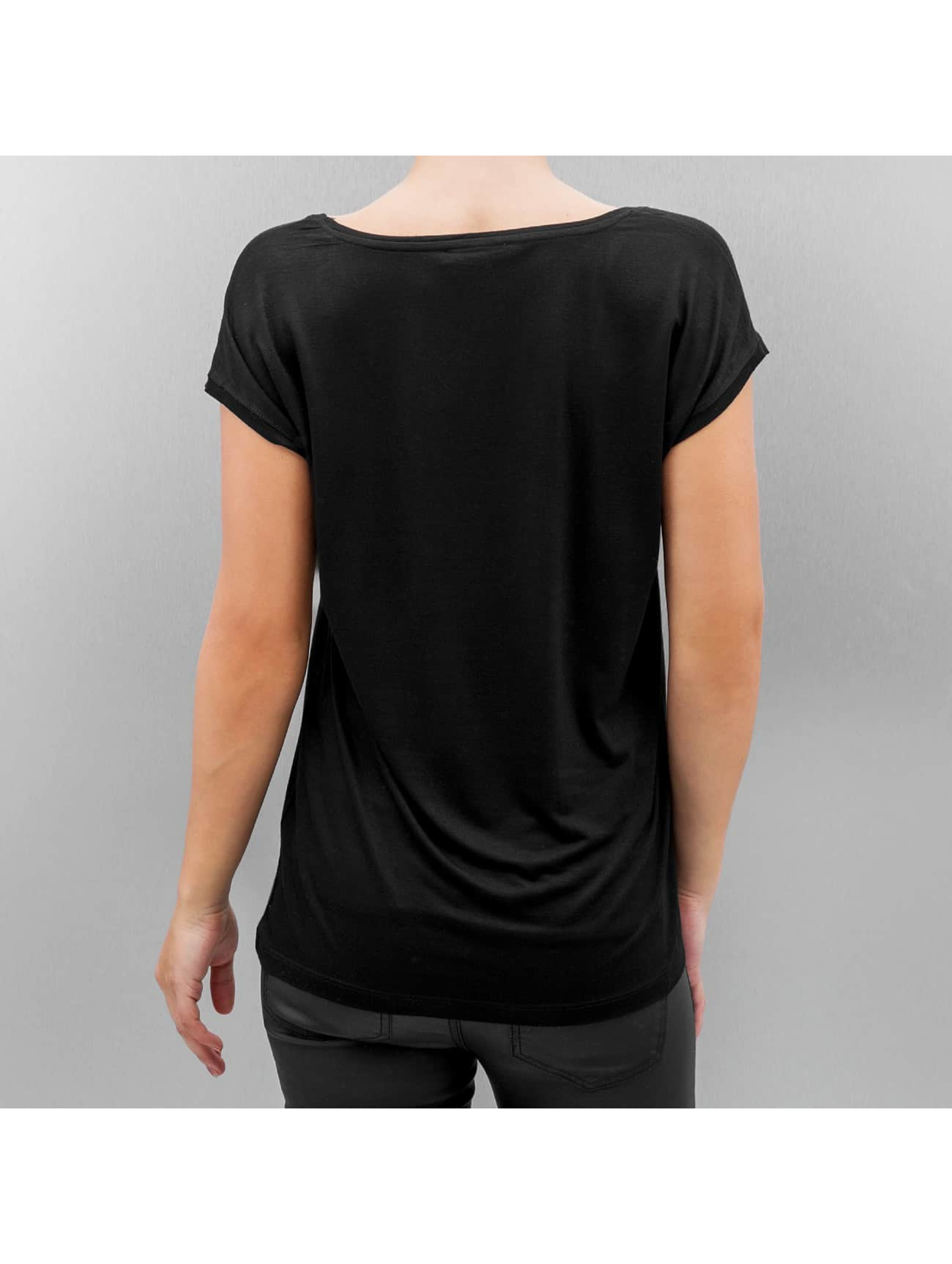 Pieces T-skjorter PcBillo svart