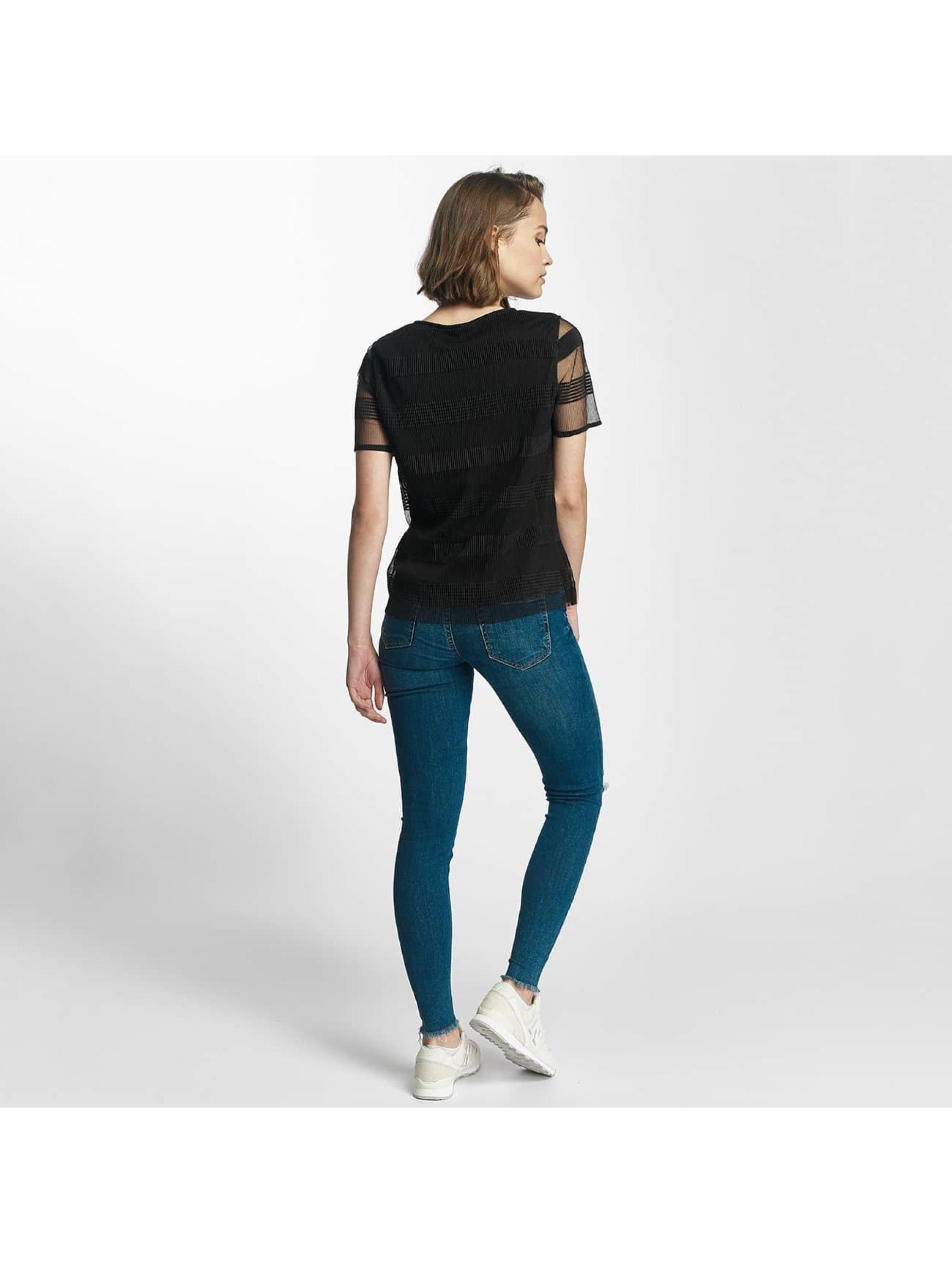 Pieces T-skjorter pcNatalie svart