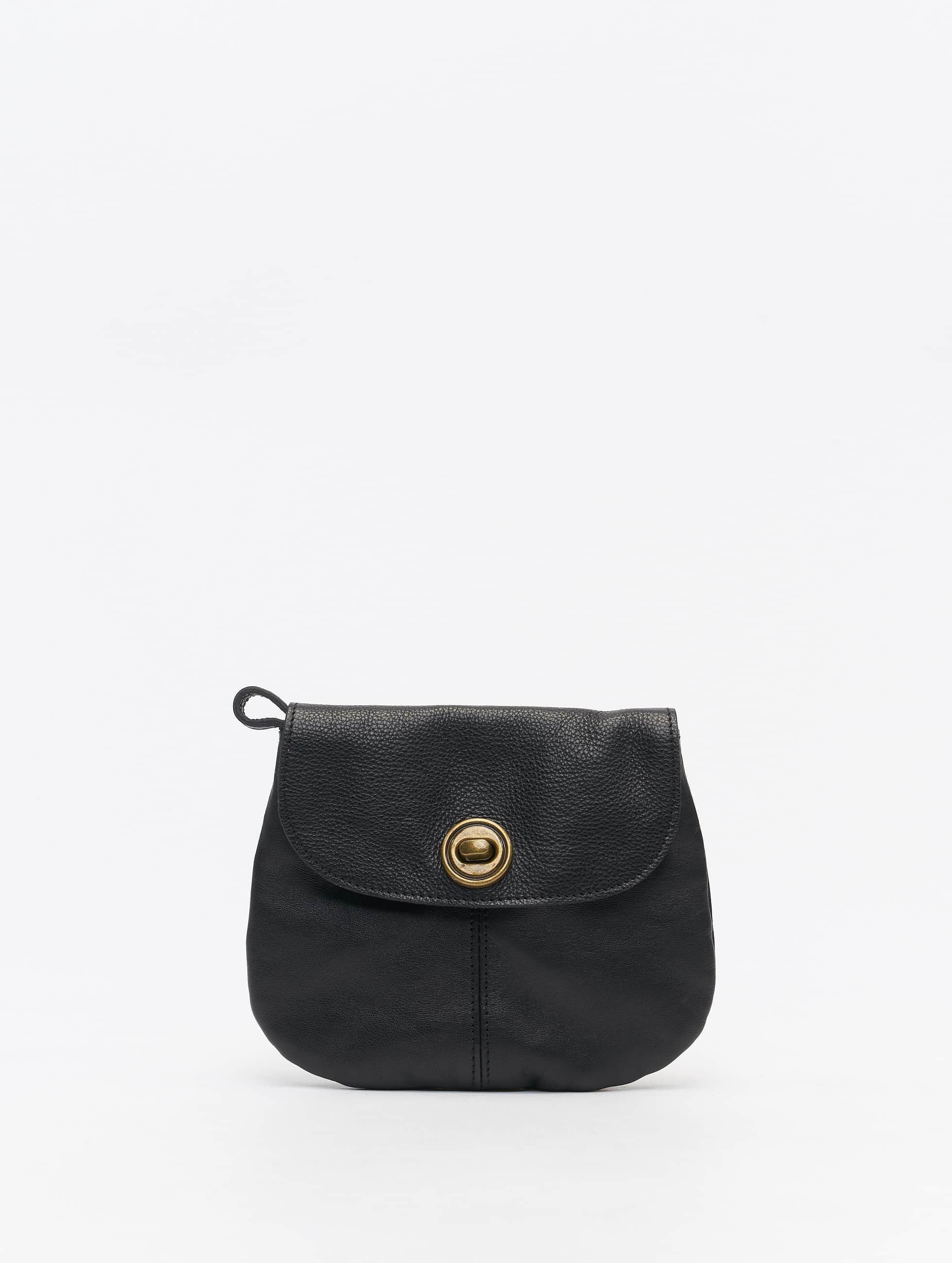 Tasche Totally Royal Leather Party in schwarz