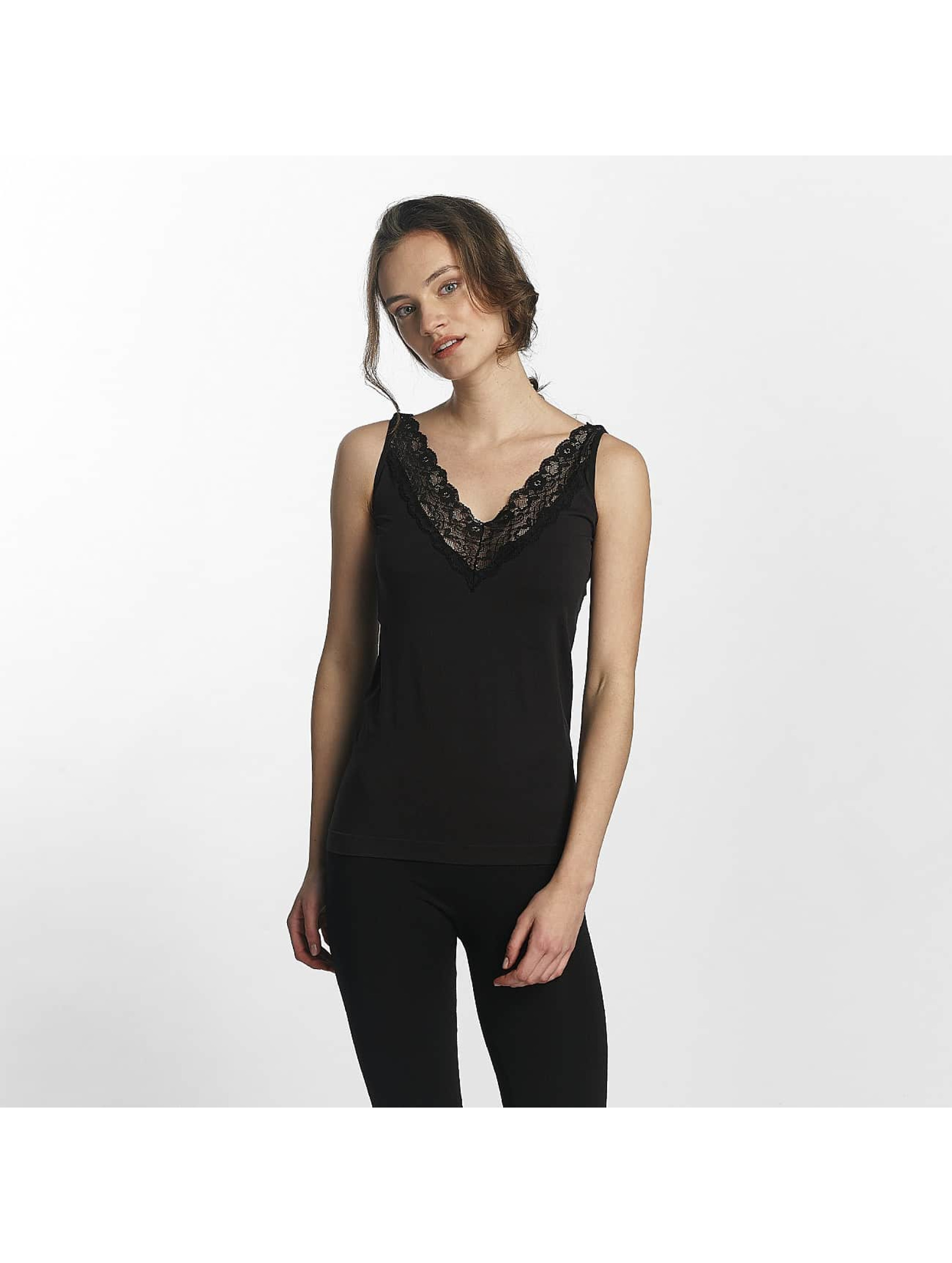 Pieces Top pcLoa black