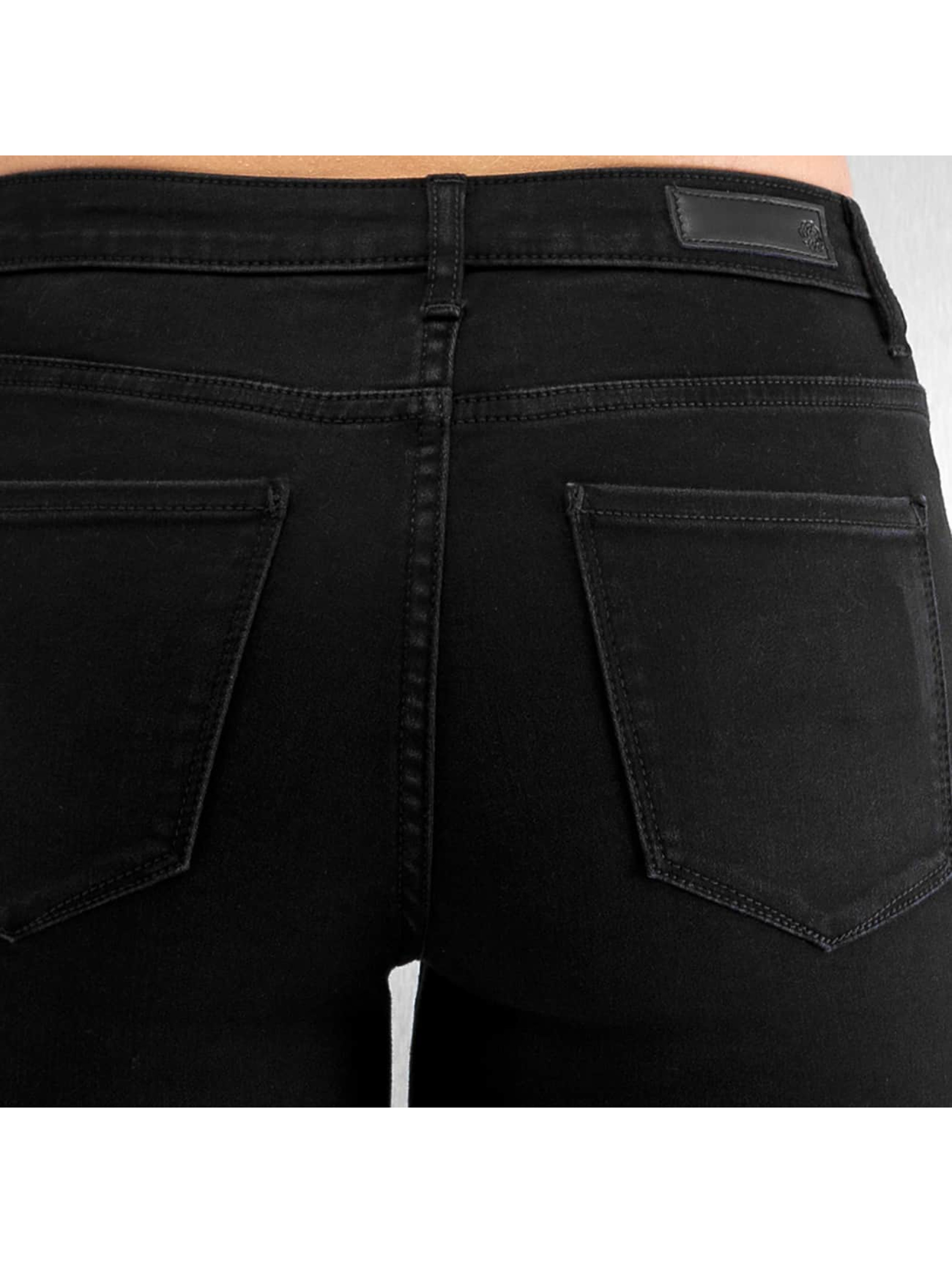 Pieces Tynne bukser pcBetty svart