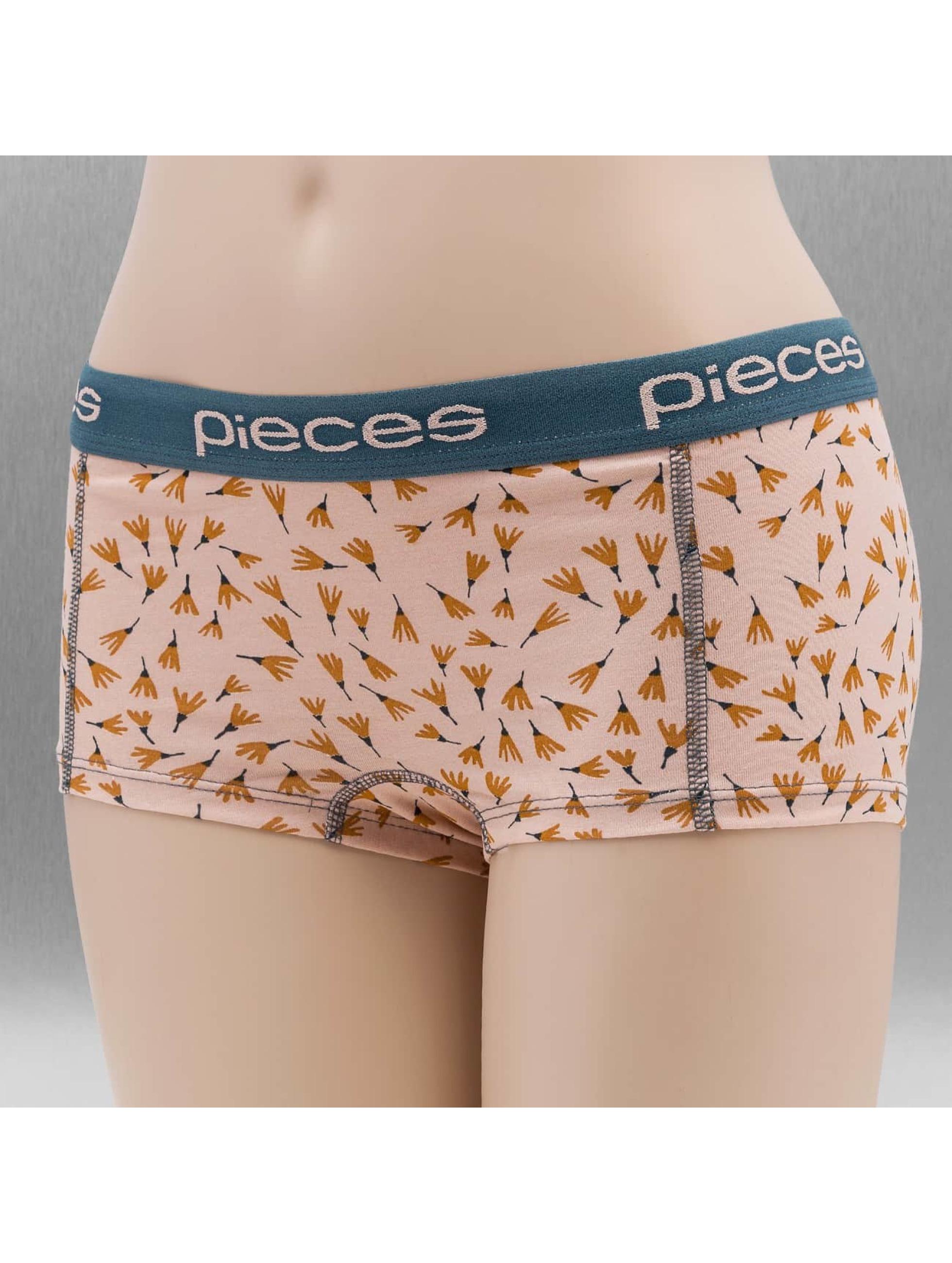 Pieces Underkläder PClogo ros