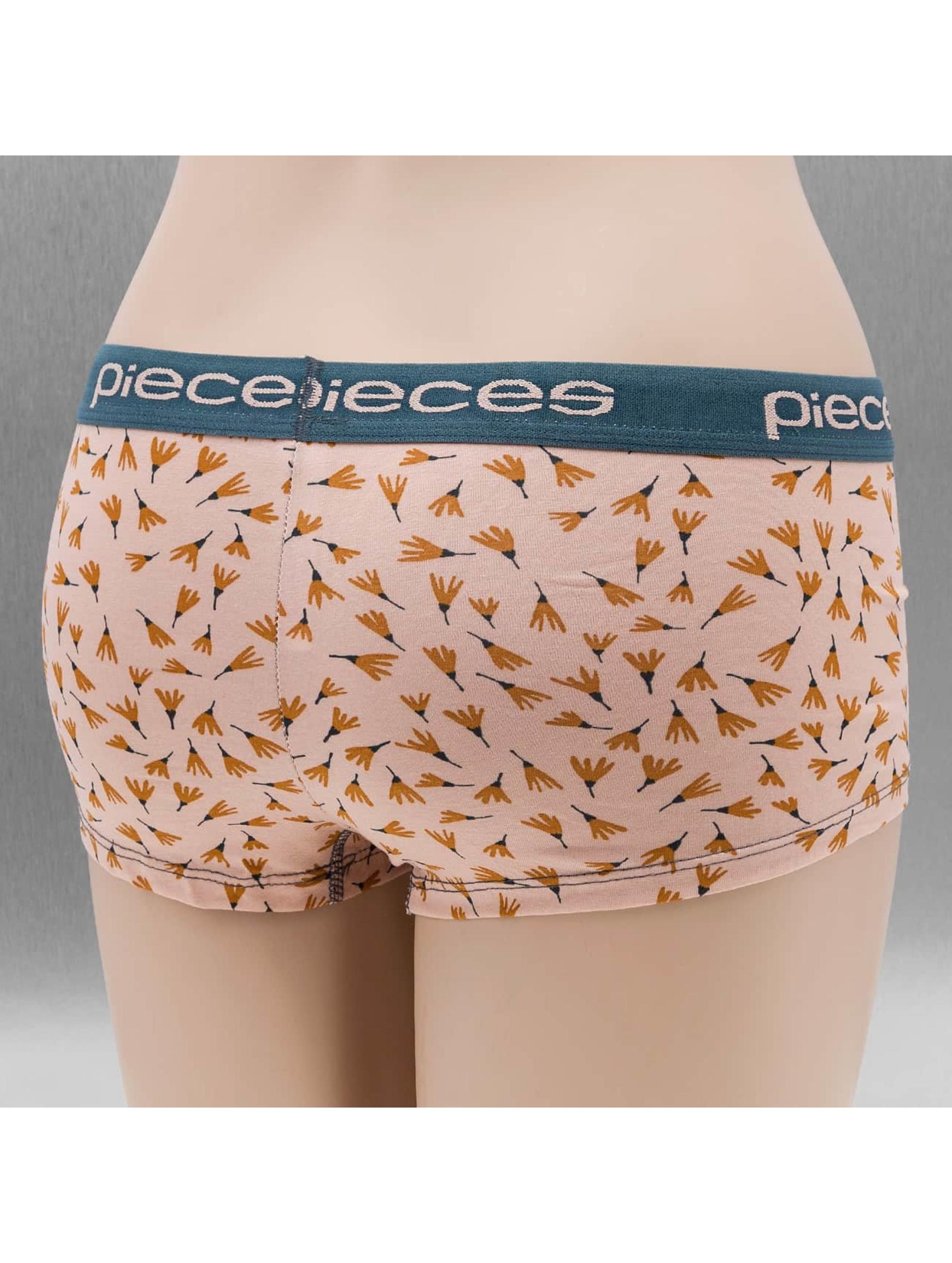 Pieces Underwear PClogo rose