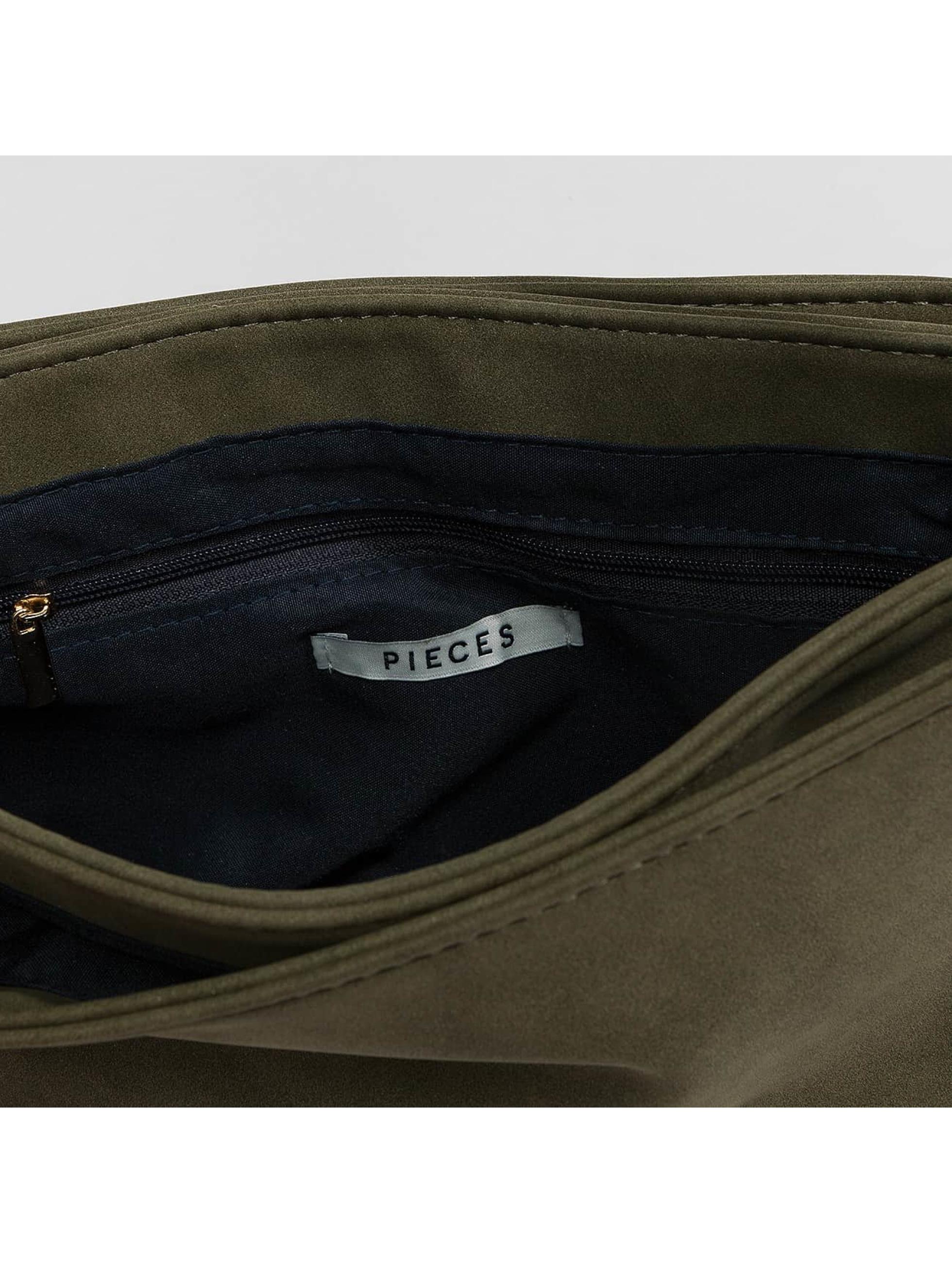 Pieces Väska pcLiede Cross grön