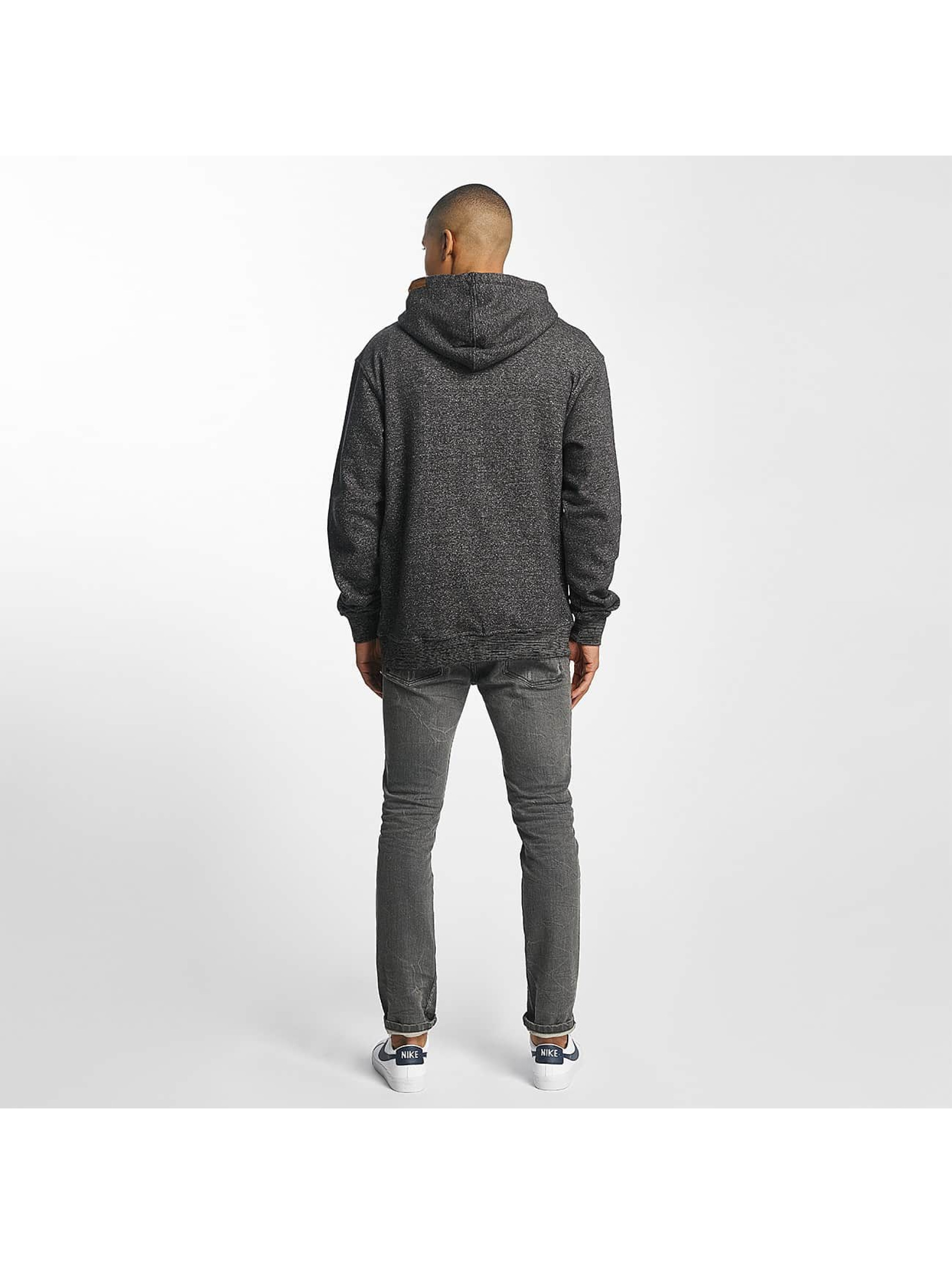 Platinum Anchor Sweat capuche zippé Hookipa gris