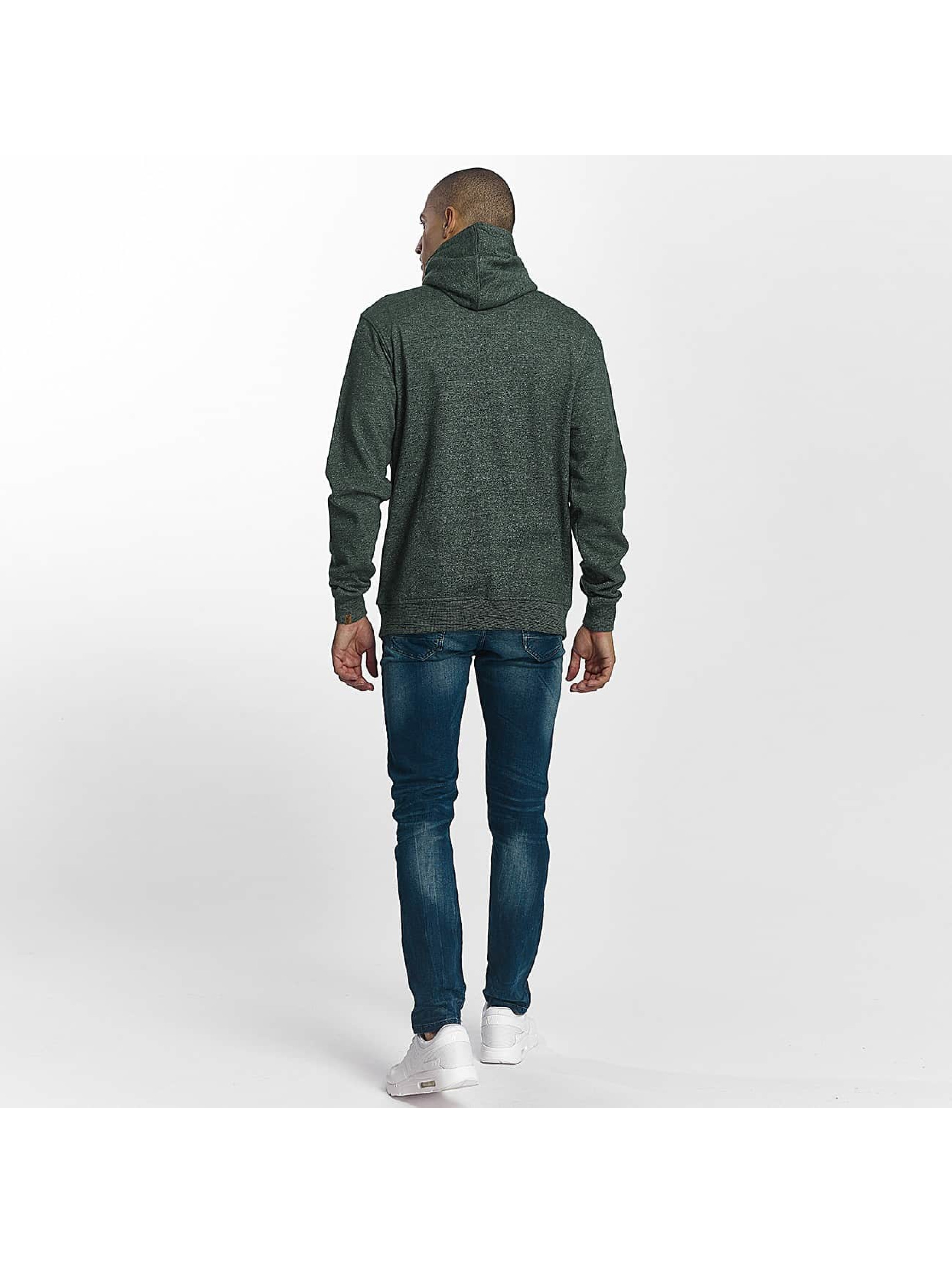 Platinum Anchor Sweat capuche zippé Hookipa vert