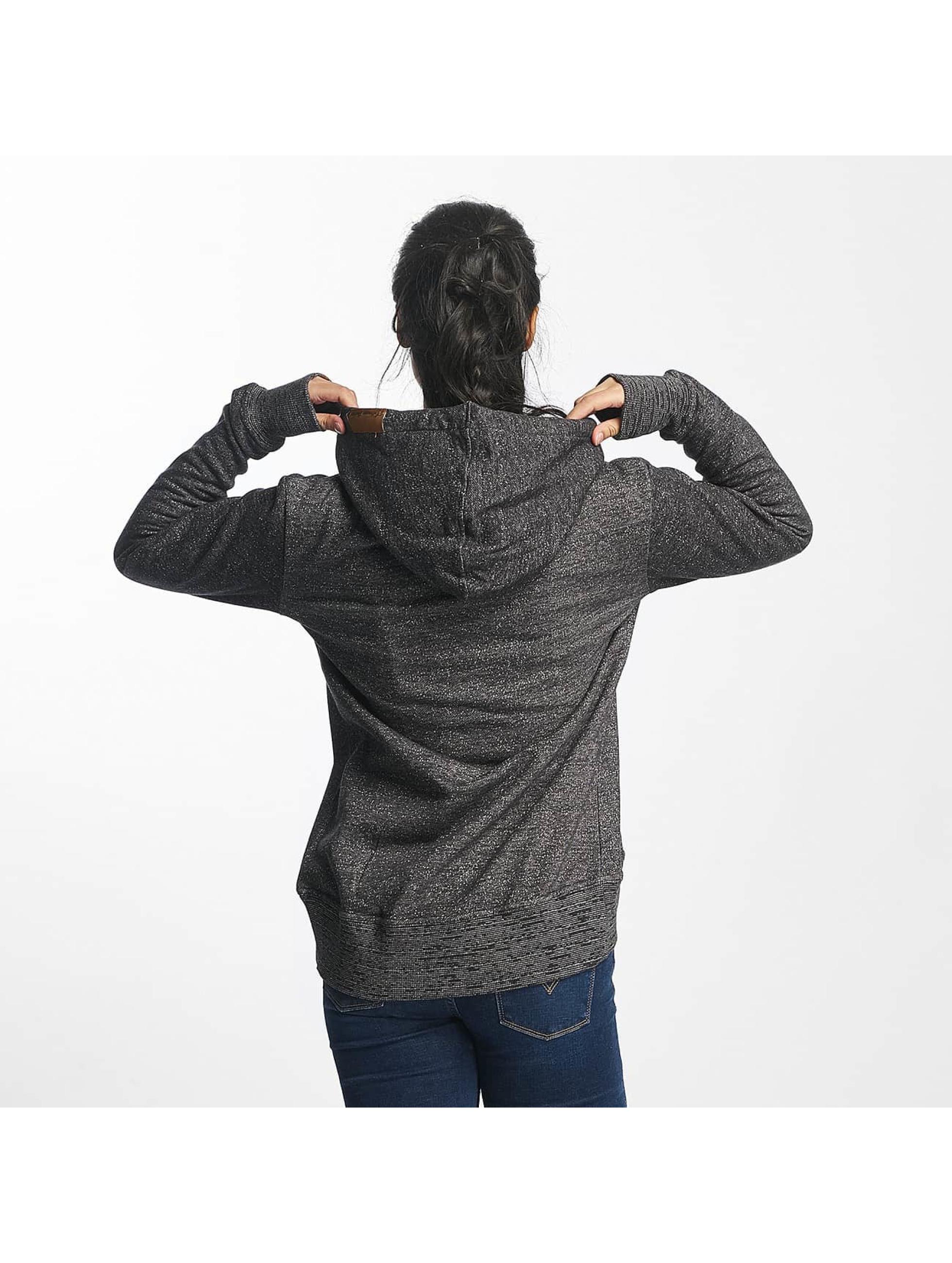 Platinum Anchor Swetry rozpinane Wailua czarny