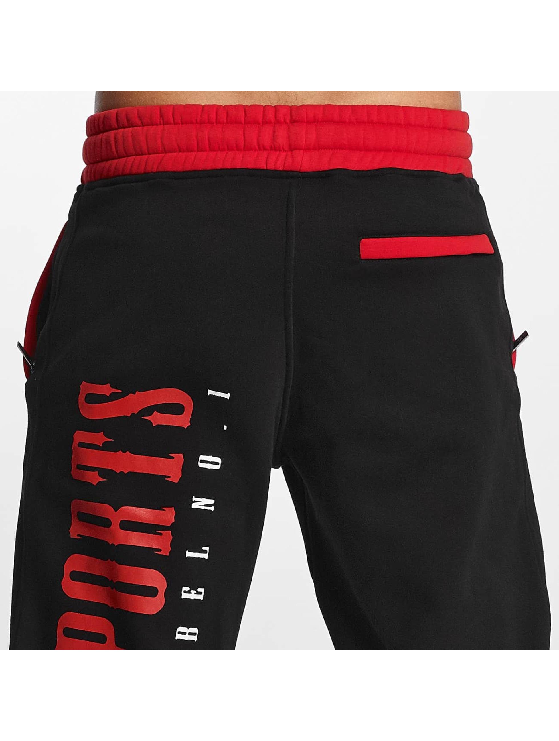 Pro Violence Streetwear joggingbroek Streetwear Sport zwart