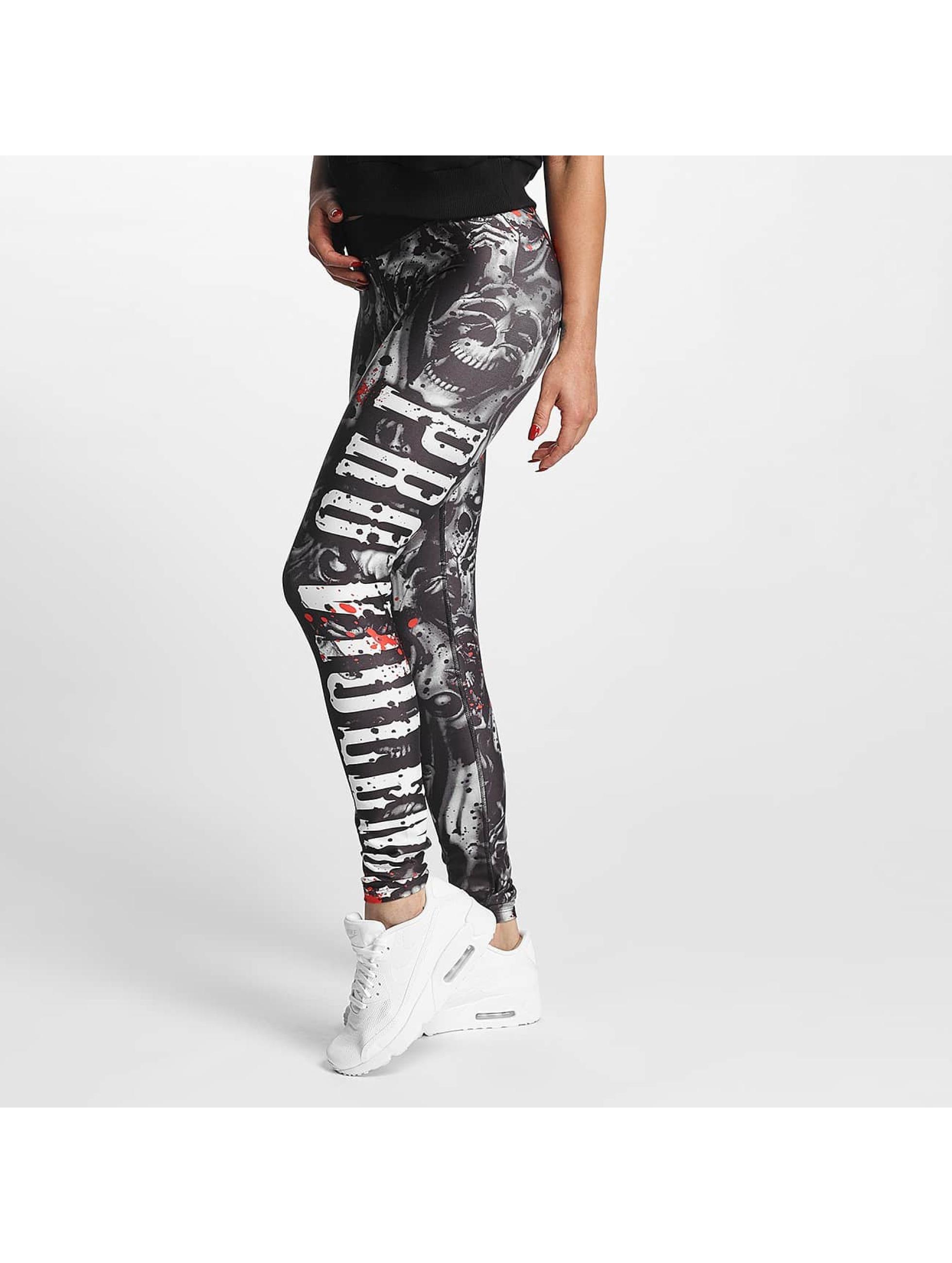 Pro Violence Streetwear Legging/Tregging Omerta negro