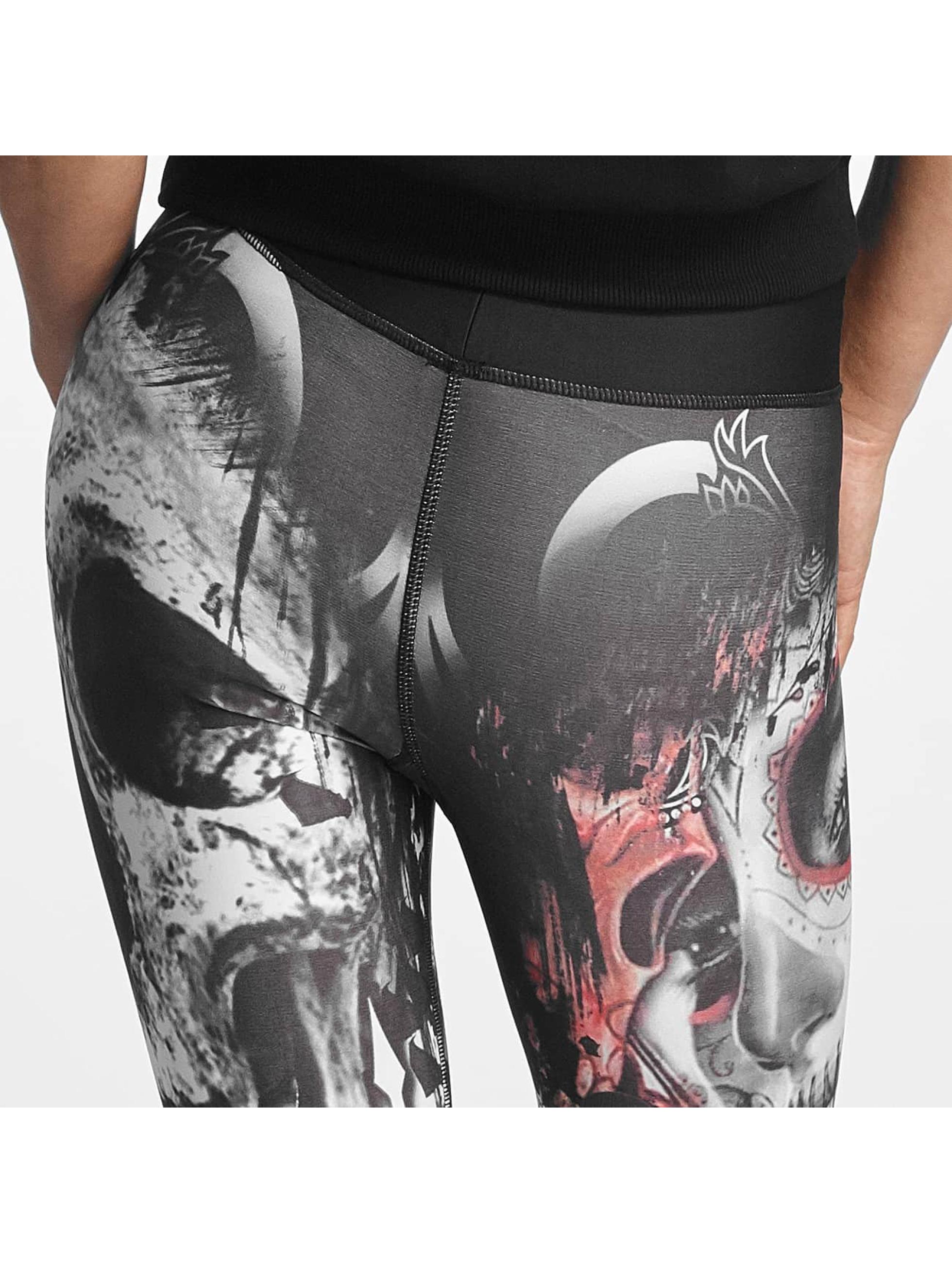 Pro Violence Streetwear Legging Grunge zwart
