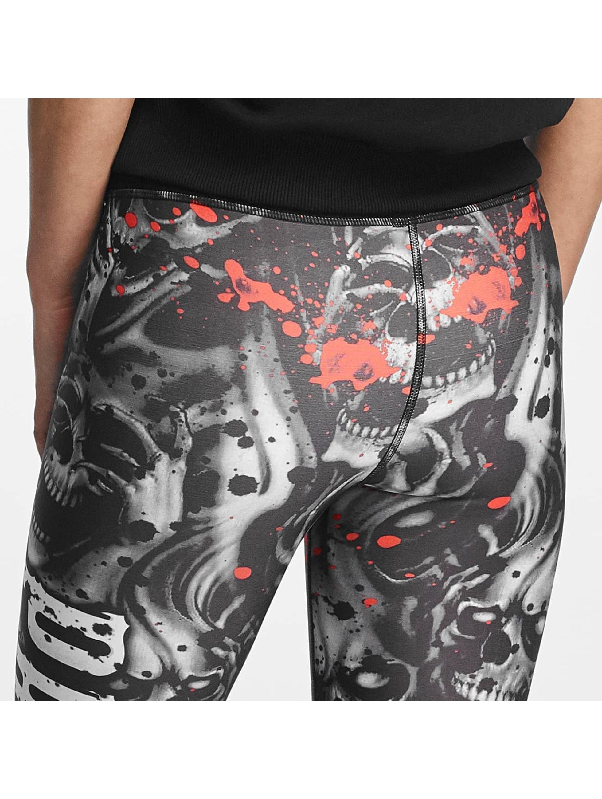 Pro Violence Streetwear Leggings Omerta svart