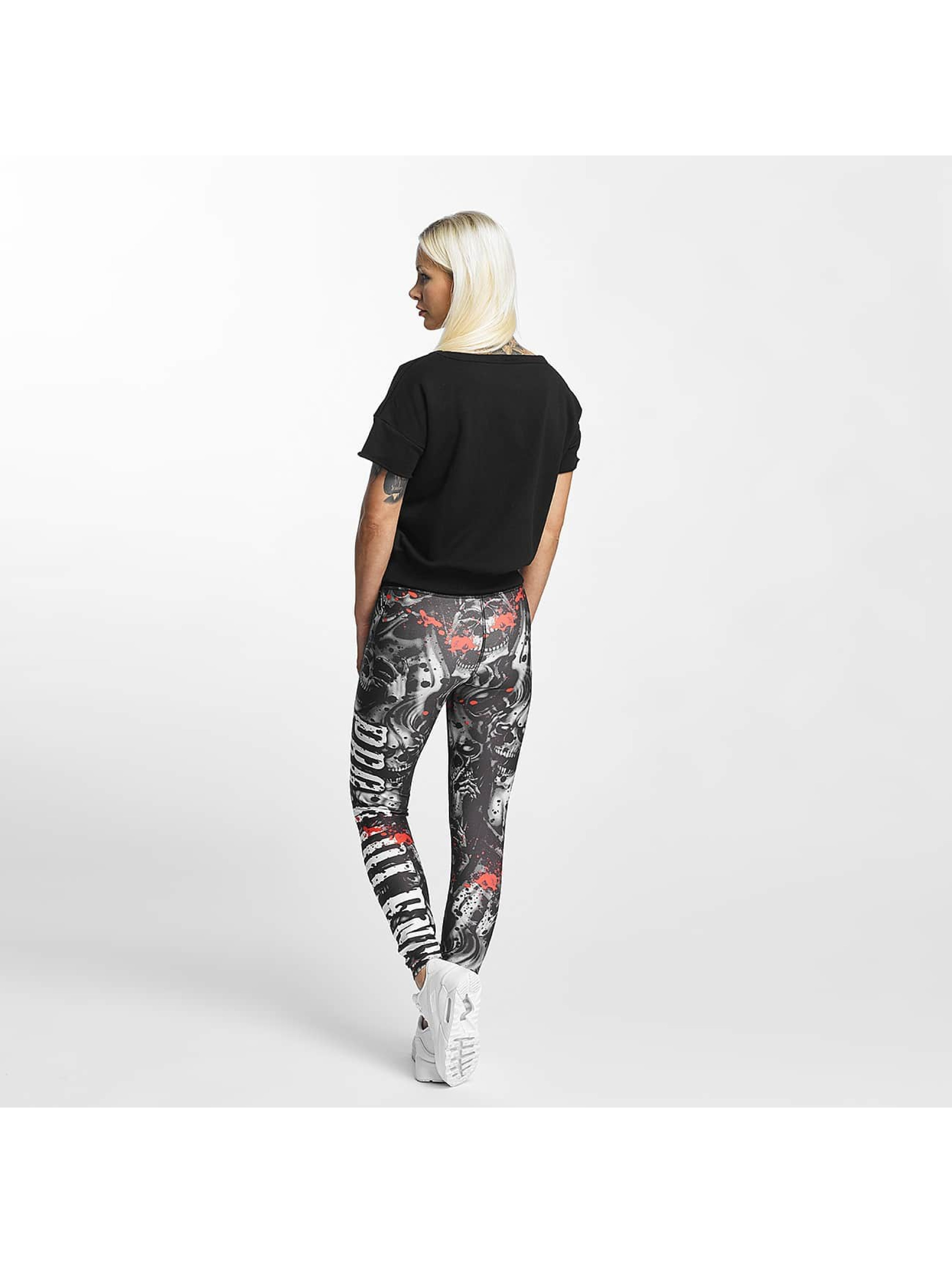 Pro Violence Streetwear Leggings/Treggings Omerta black