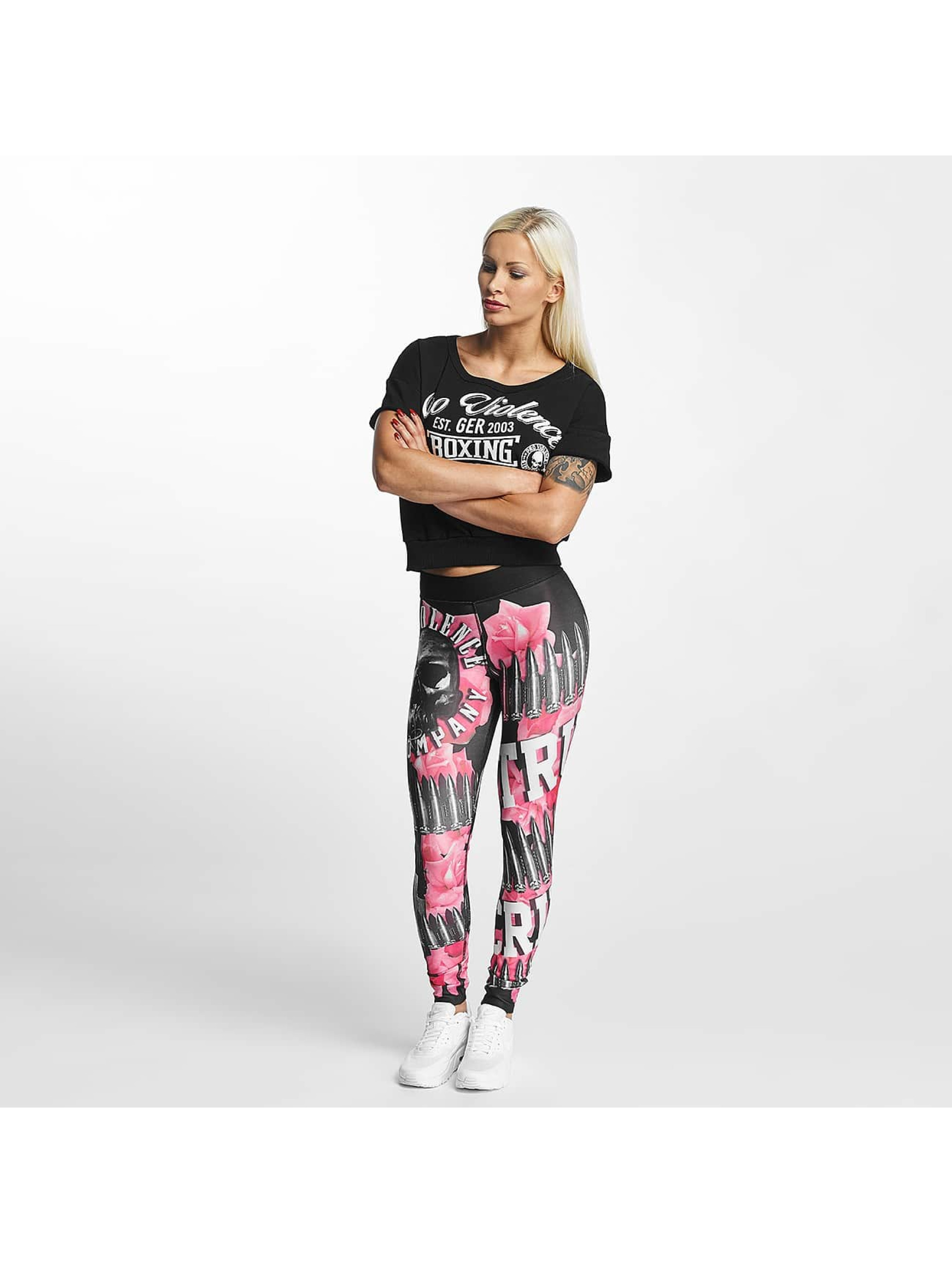 Pro Violence Streetwear Leggings/Treggings True Camo svart