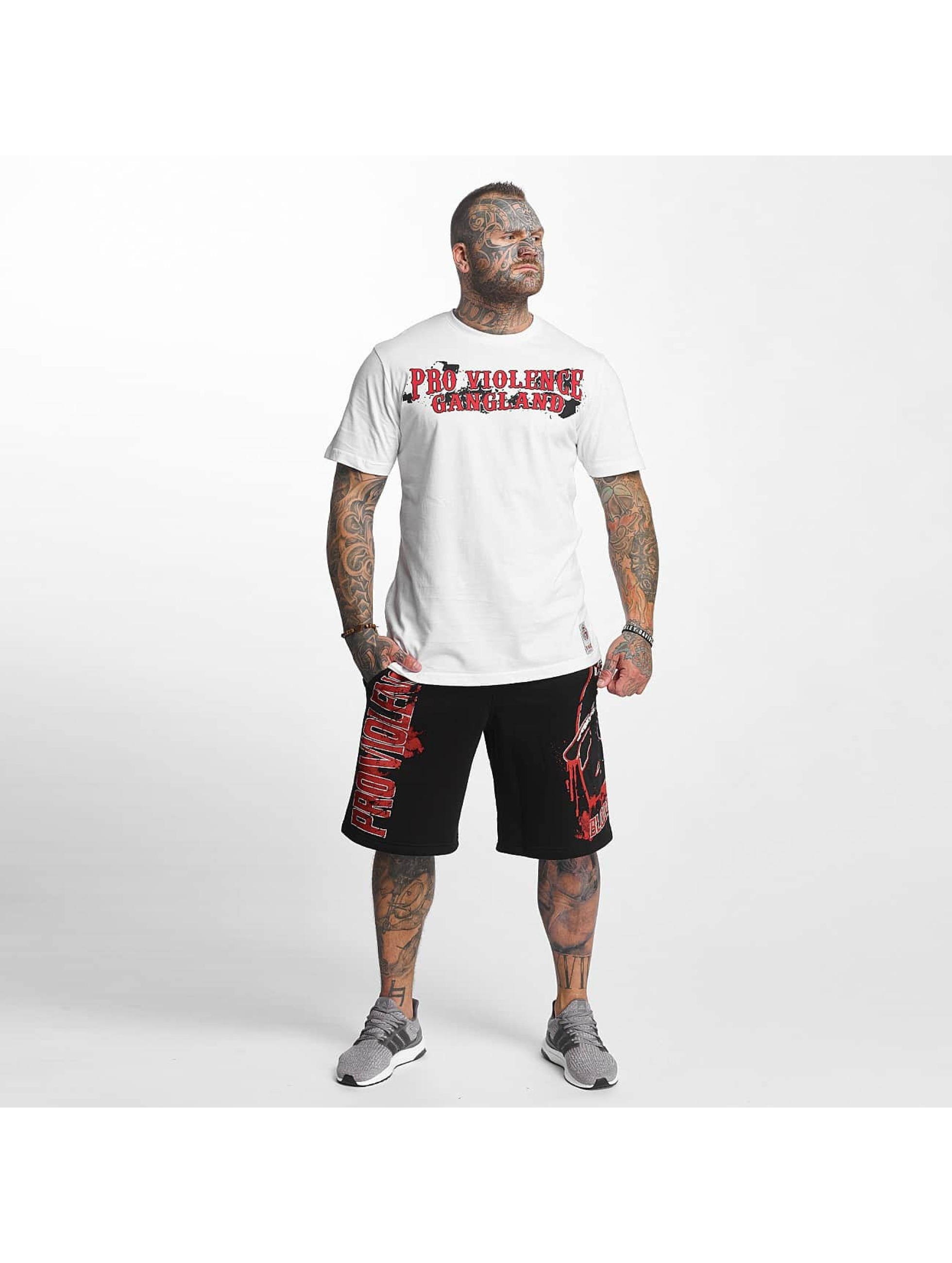 Pro Violence Streetwear shorts Bloodsport zwart