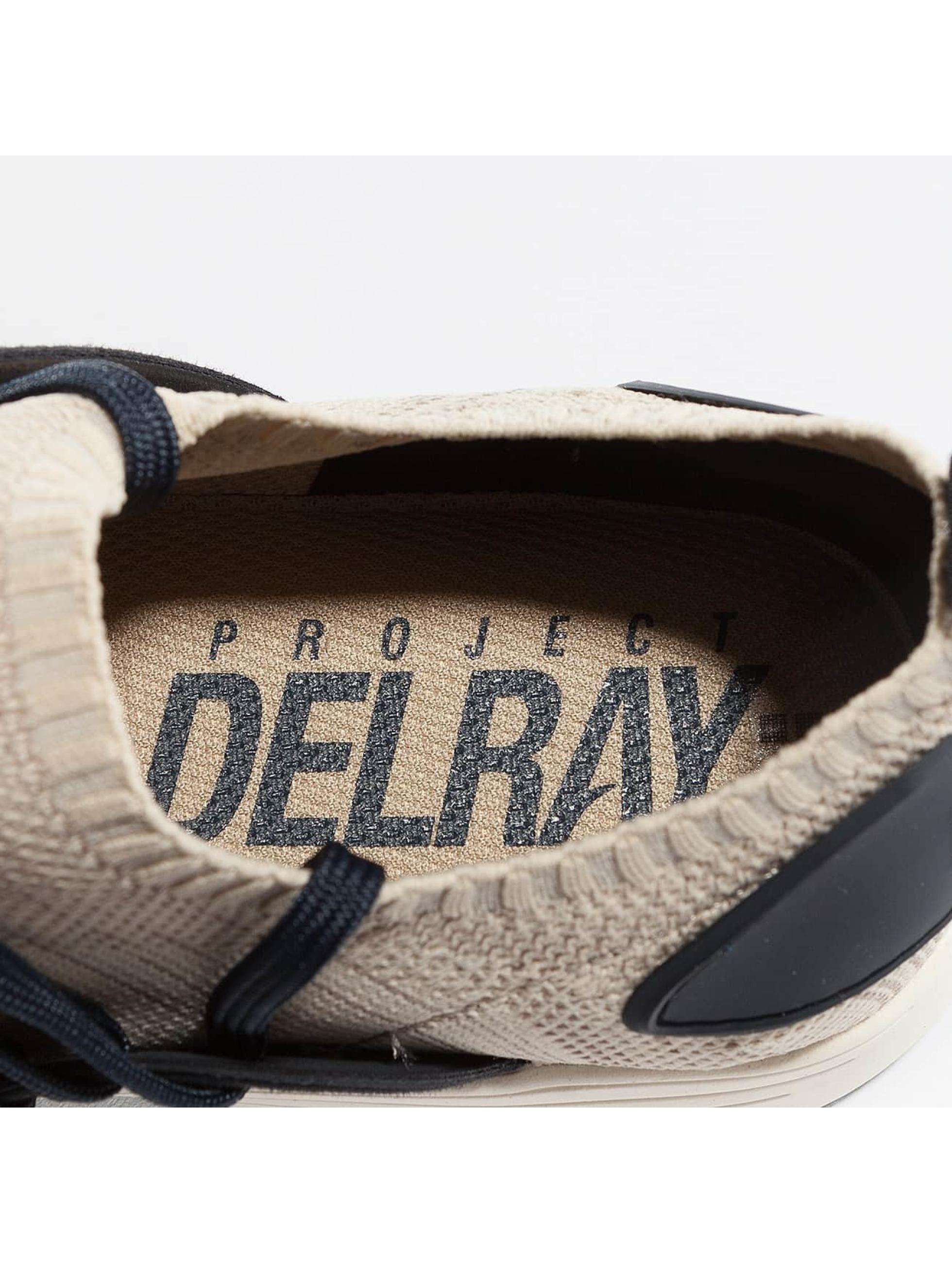 Project Delray Сникеры Wavey бежевый