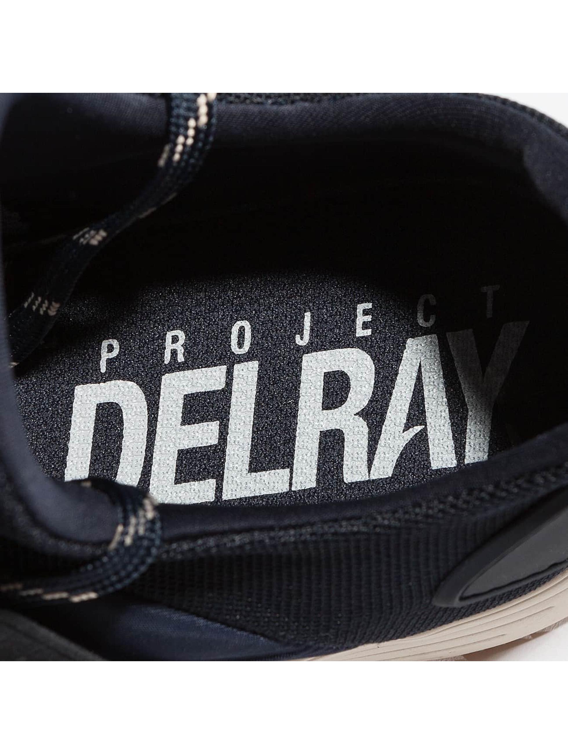 Project Delray sneaker Wavey blauw