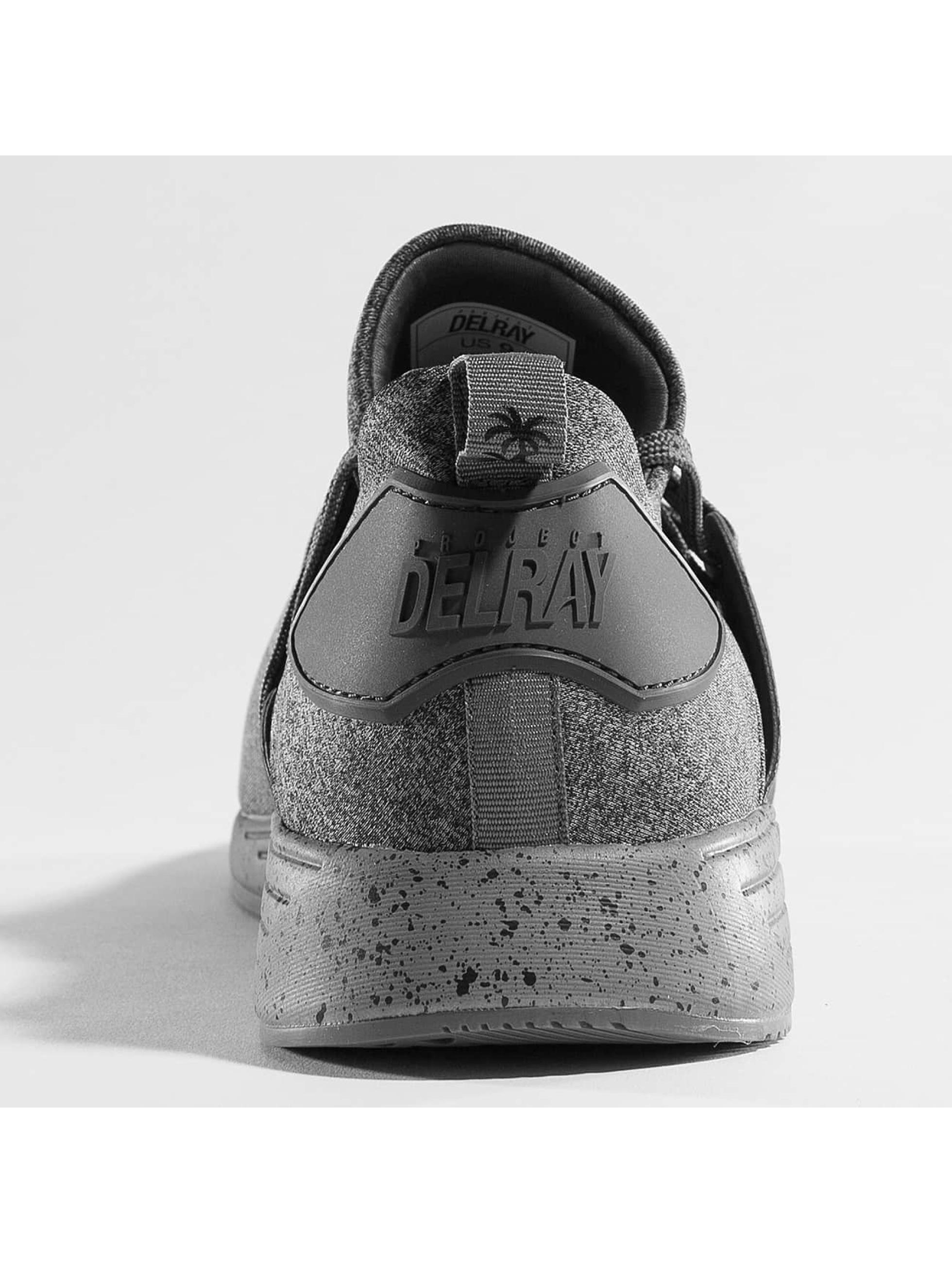 Project Delray Sneakers Wavey šedá