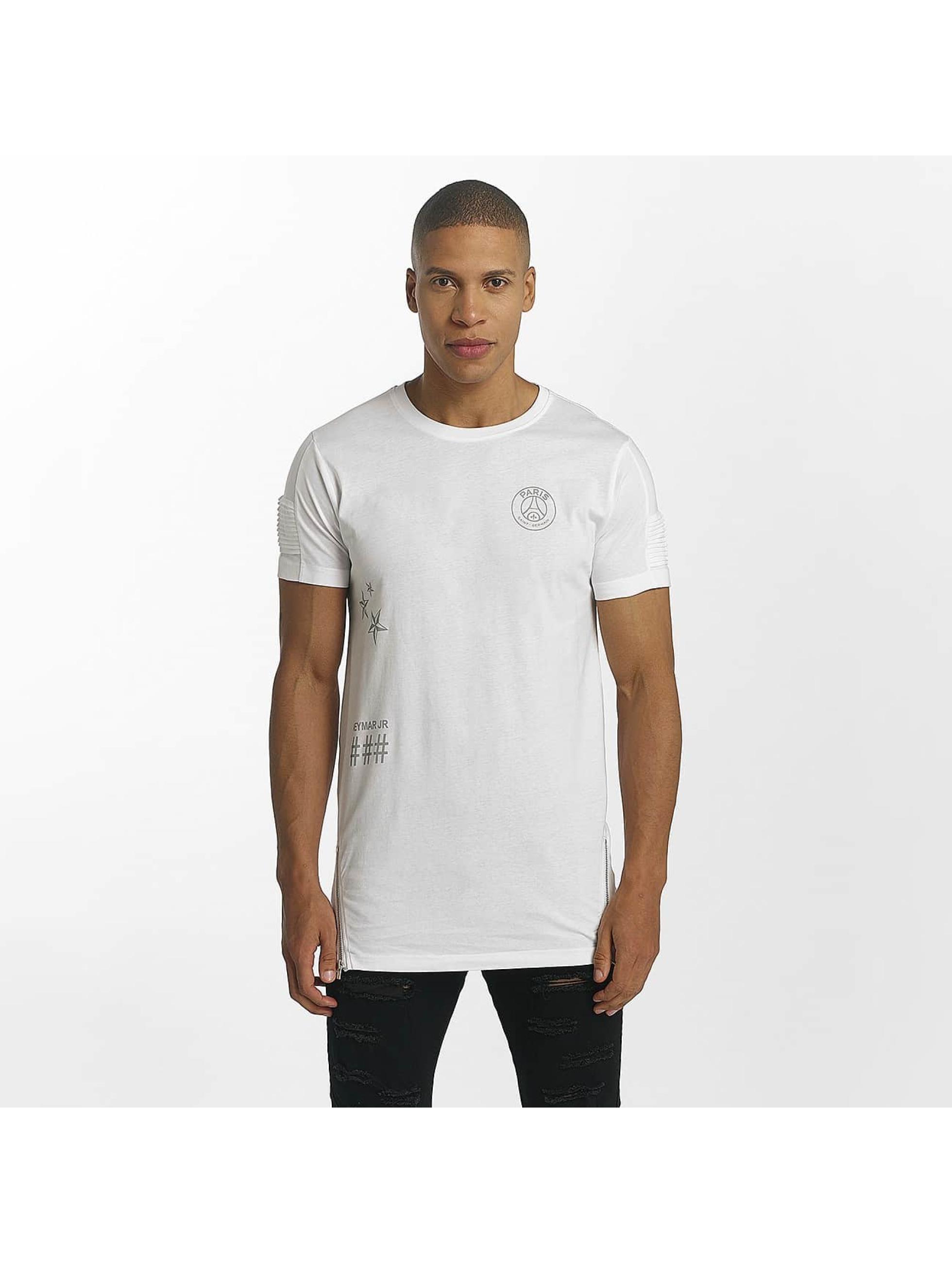 PSG by Dwen D. Corréa T-Shirt Soutio blanc