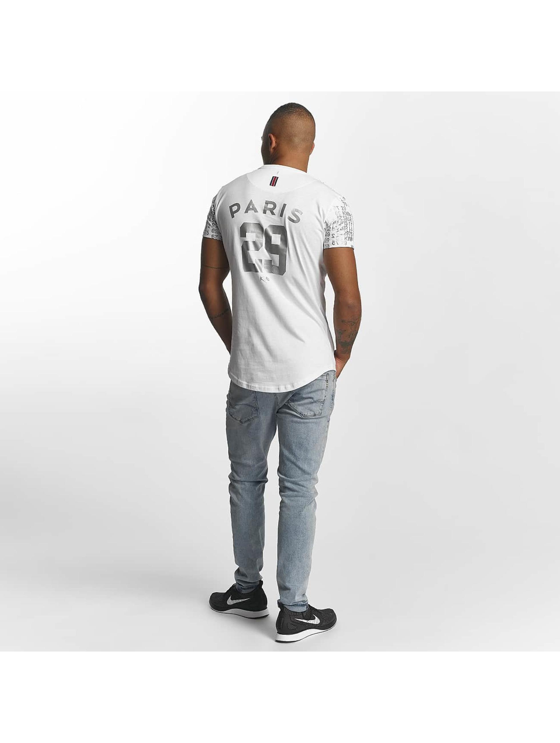 PSG by Dwen D. Corréa T-Shirt Kylian blanc