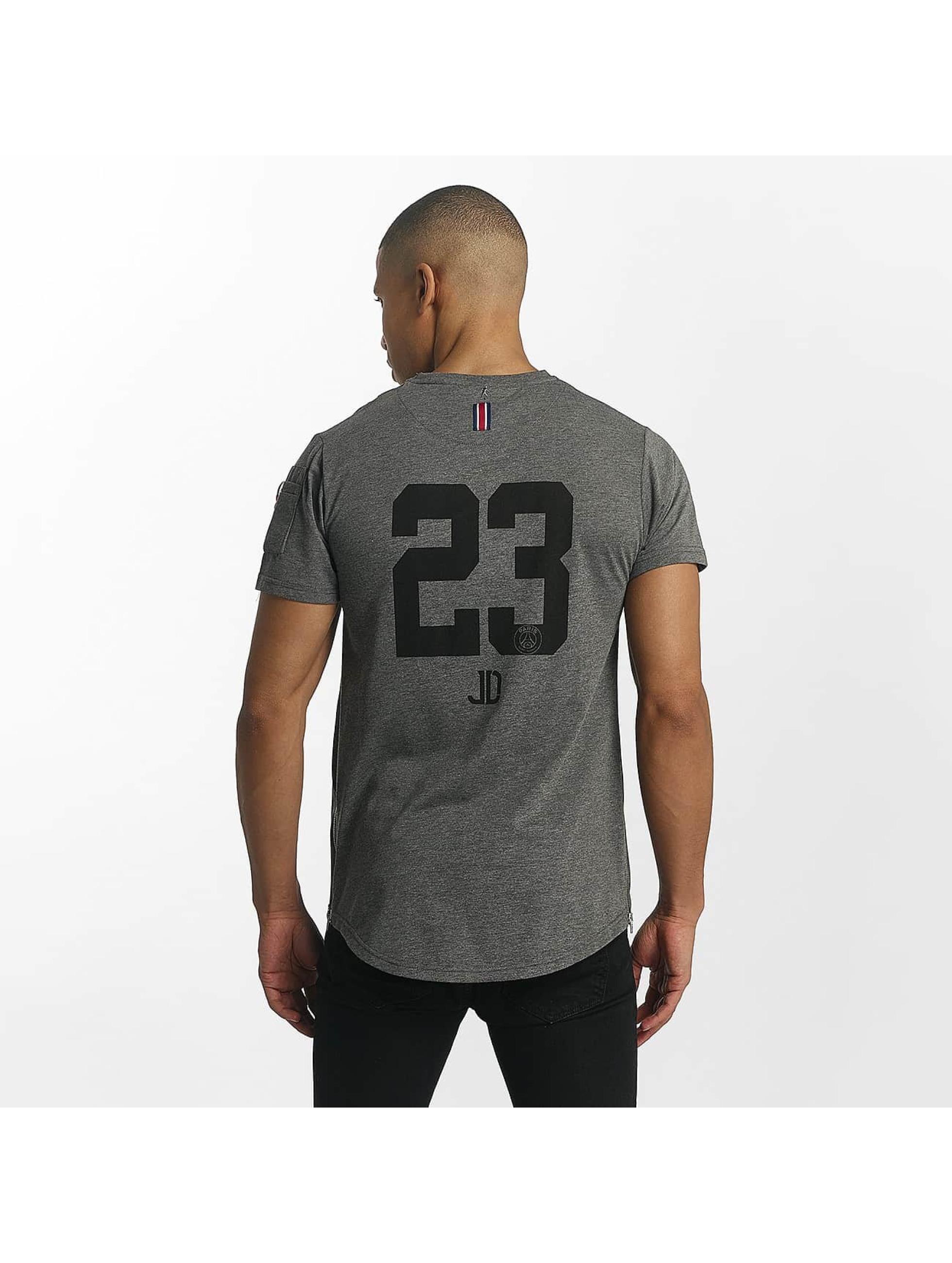 PSG by Dwen D. Corréa T-Shirt Julian gris
