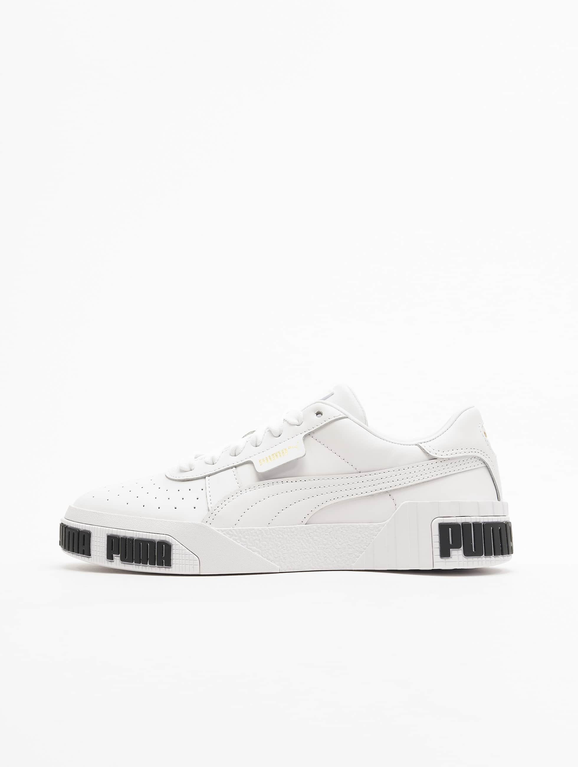 Puma Cali Bold Sneakers Puma WhiteMetallic Golden