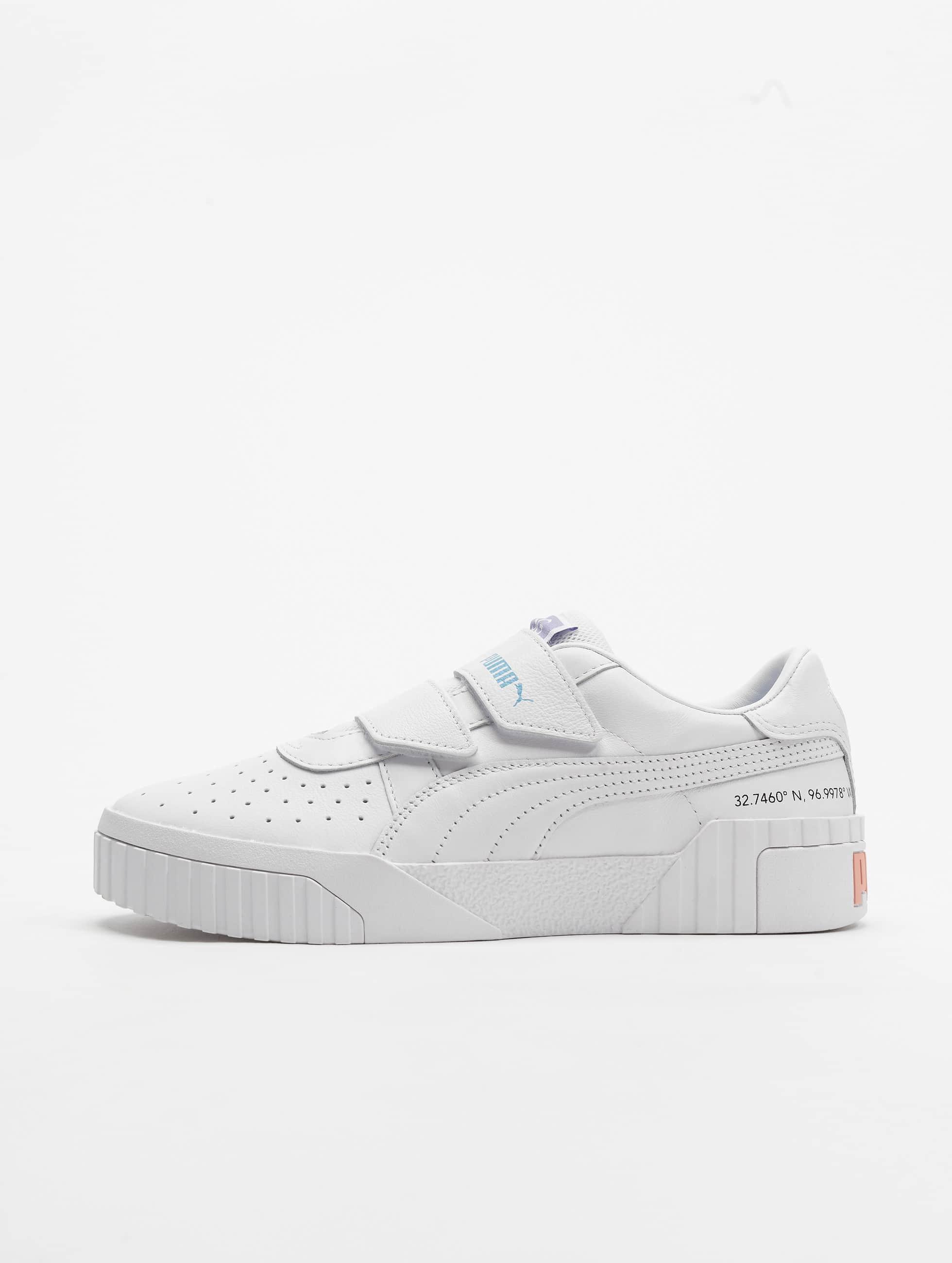 White Sg Cali X Puma Velcro Whitepuma Sneakers mnN8w0
