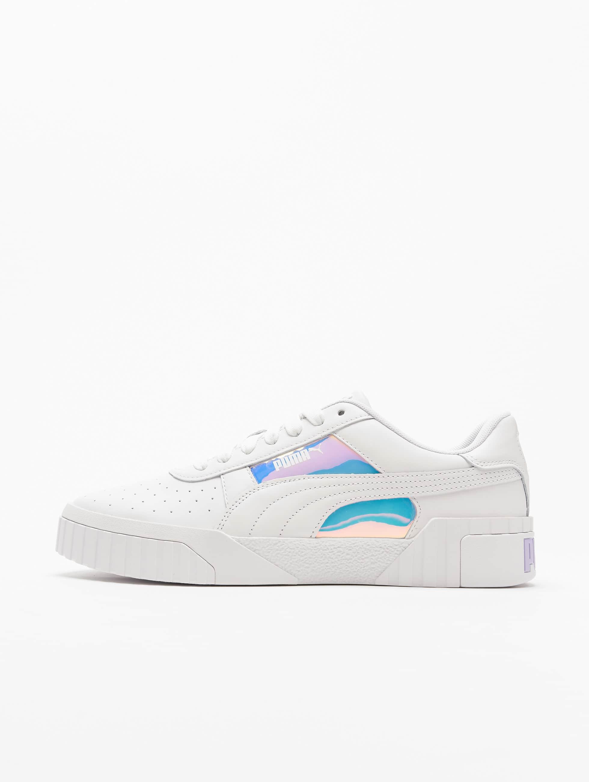 puma sneaker blanc